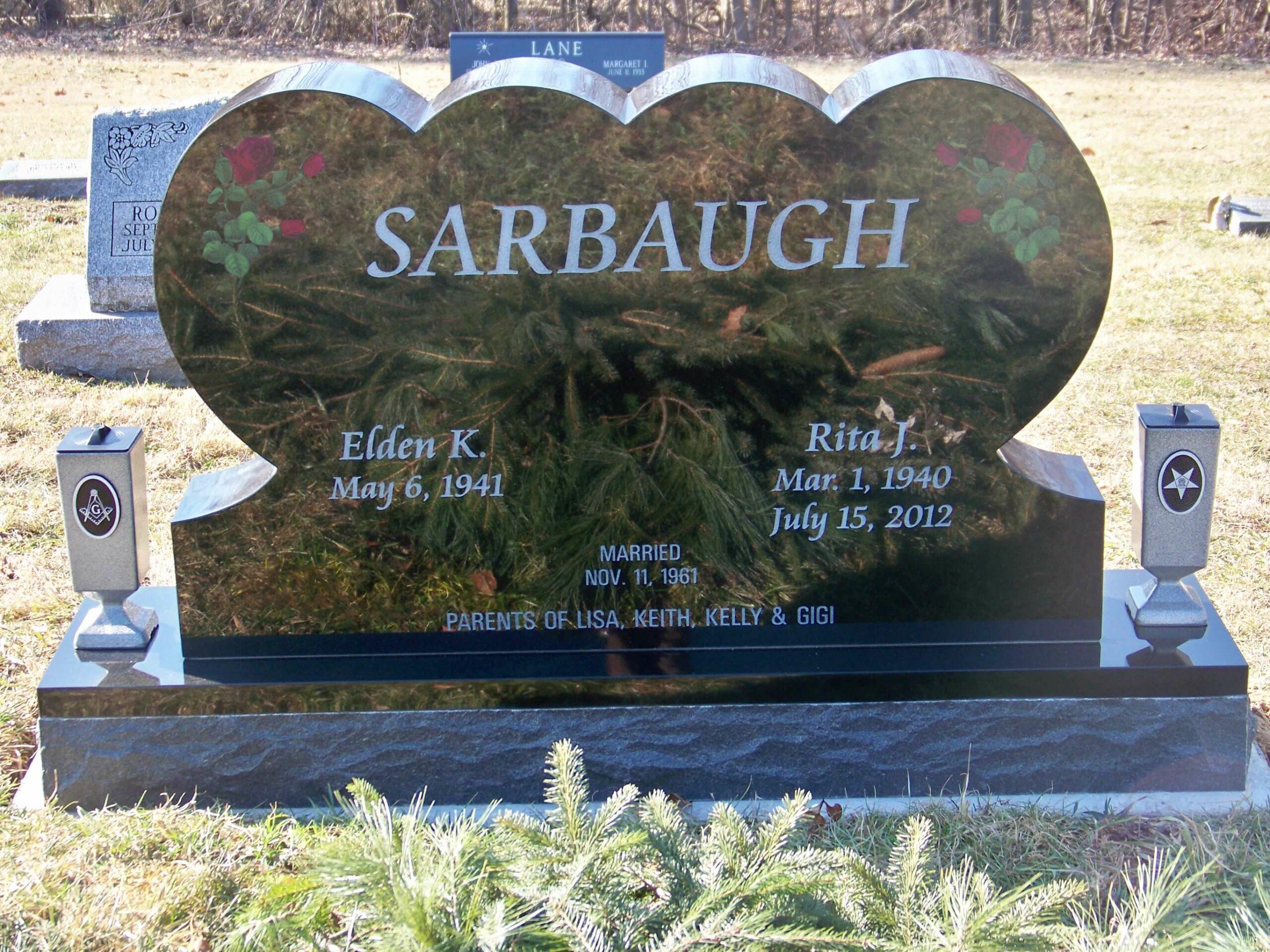 Sarabaugh, Eldon