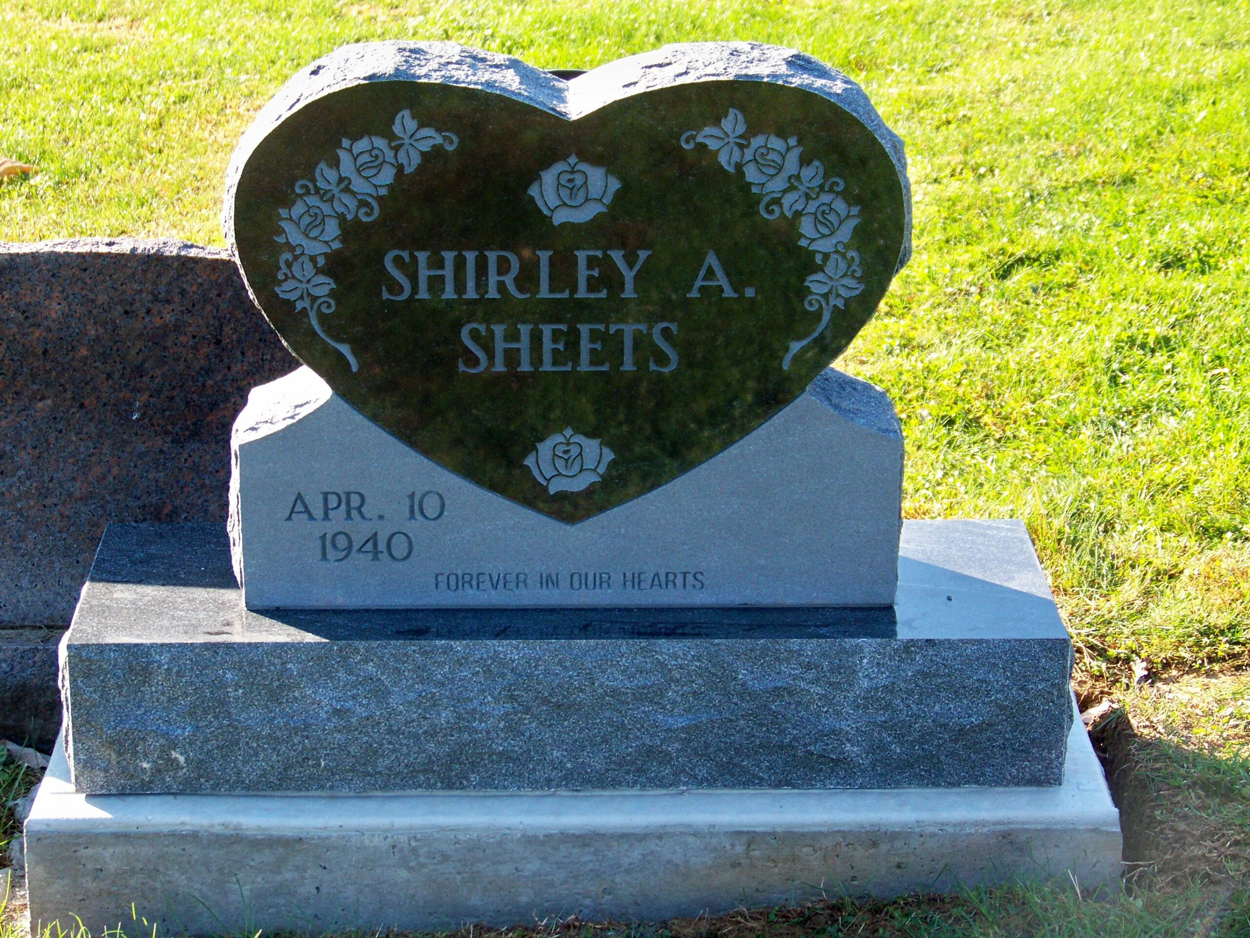 Sheets Shirley-- Northwood