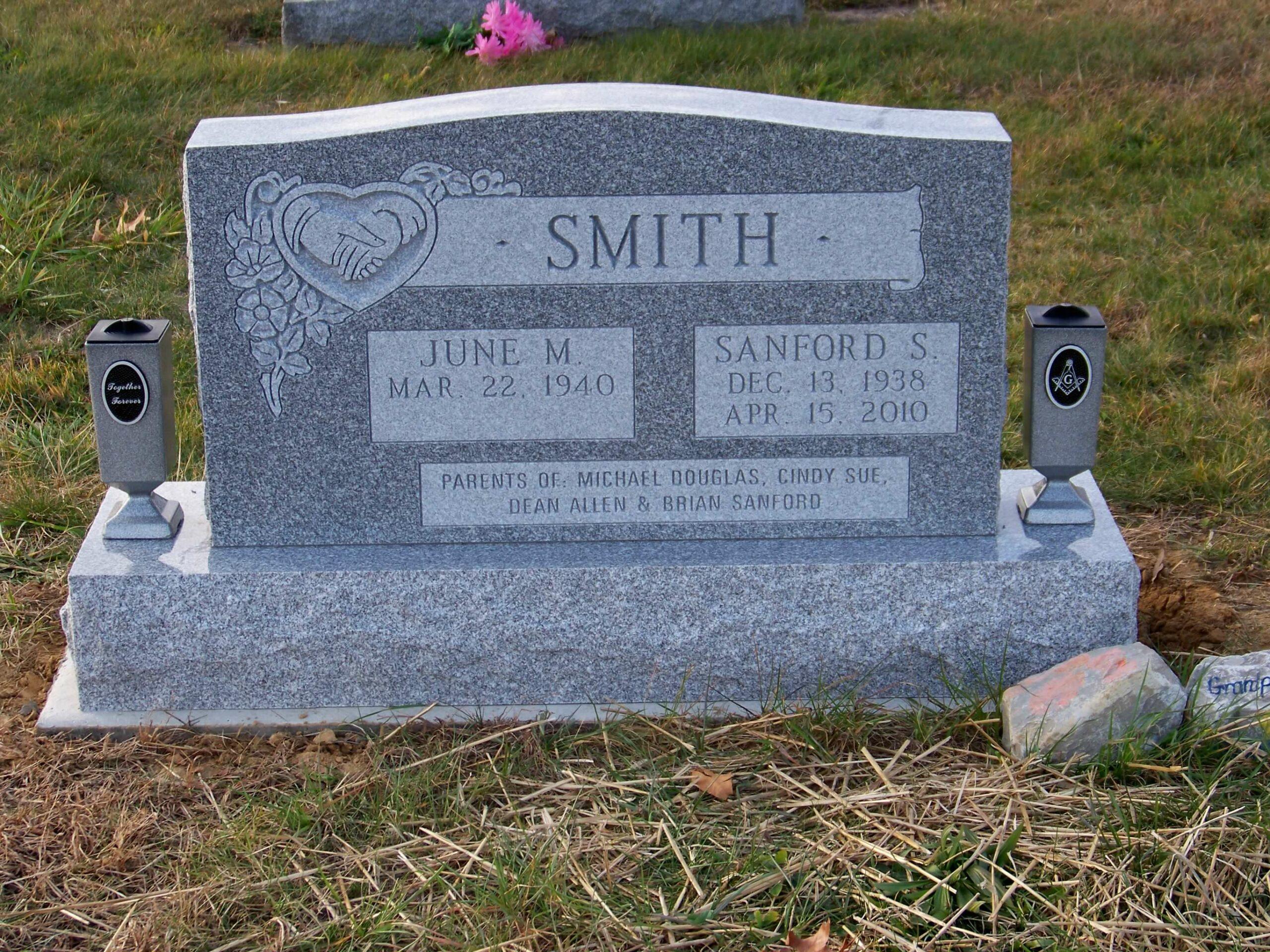 Smith, June M.