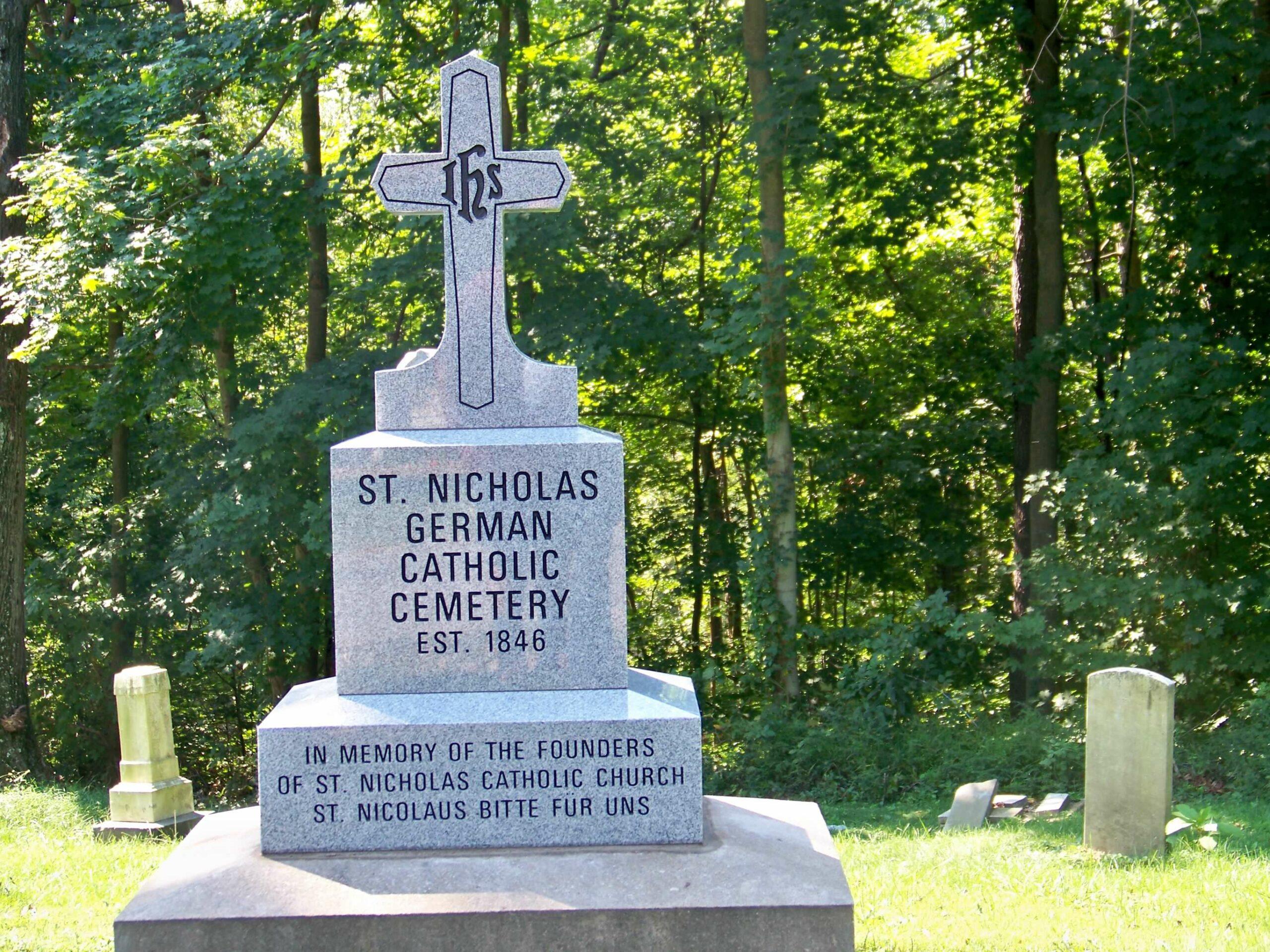 St. Nicolas Cem.