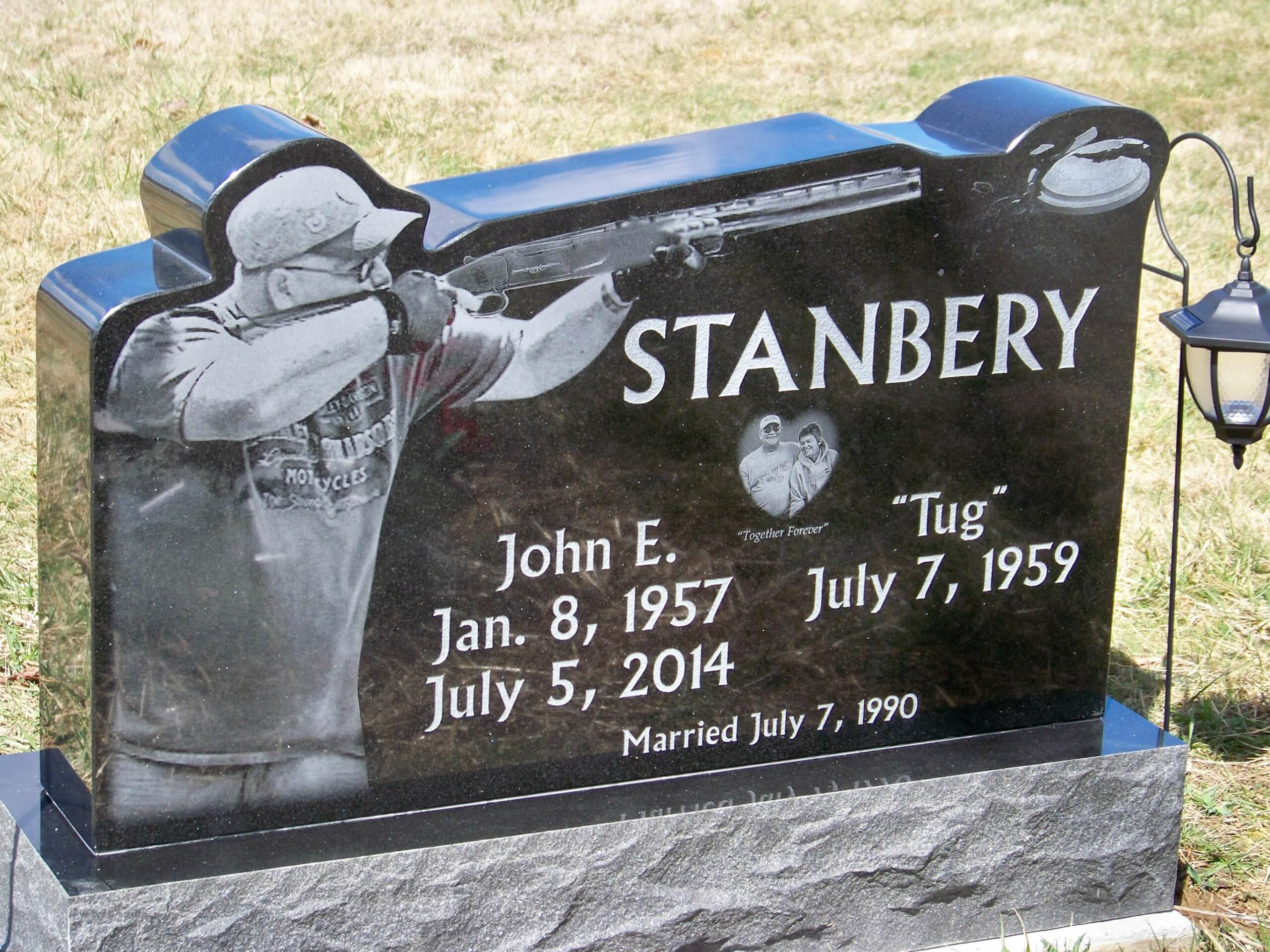 Stanberry, John