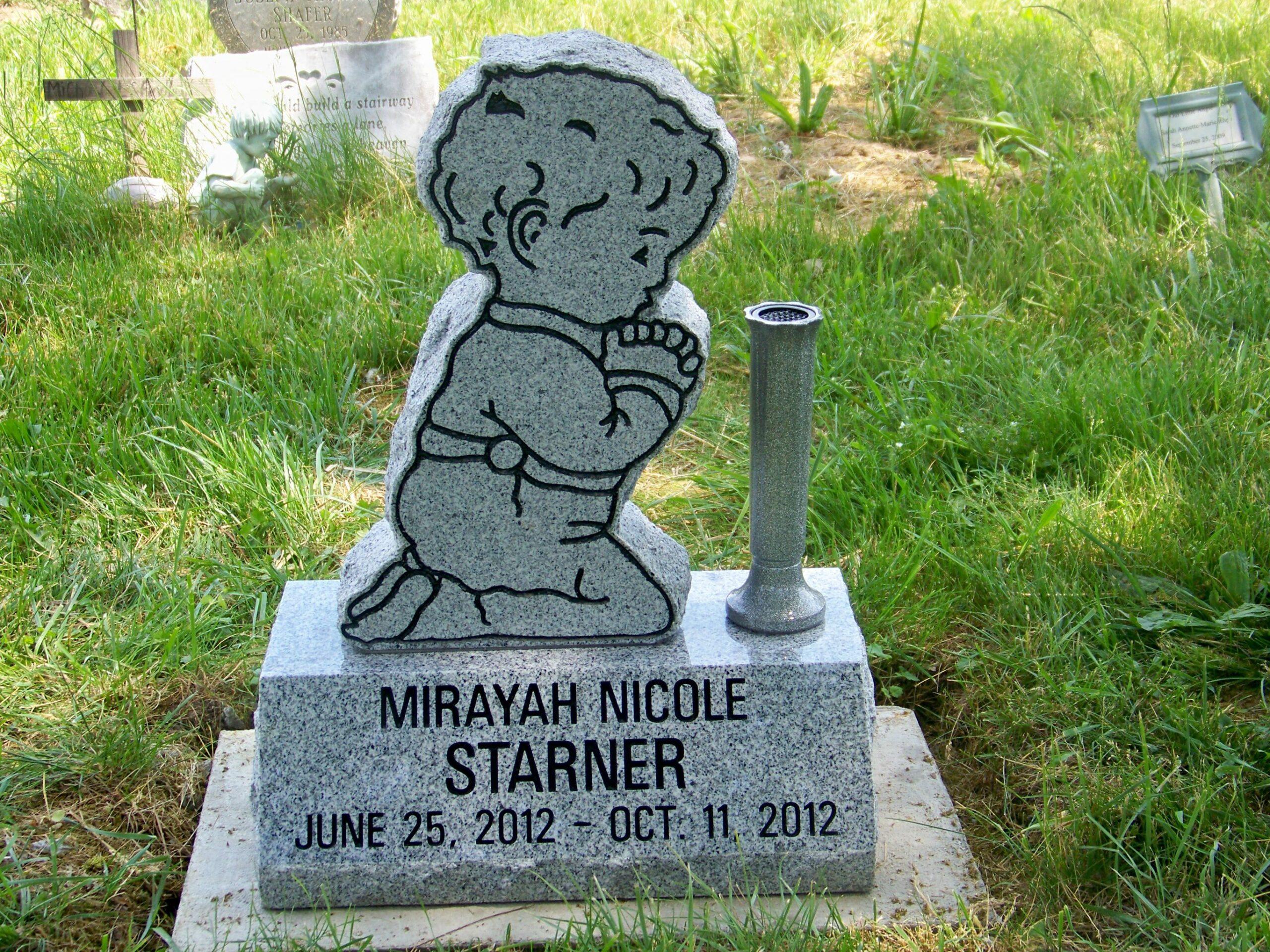 Starner, Mirayah Nicole
