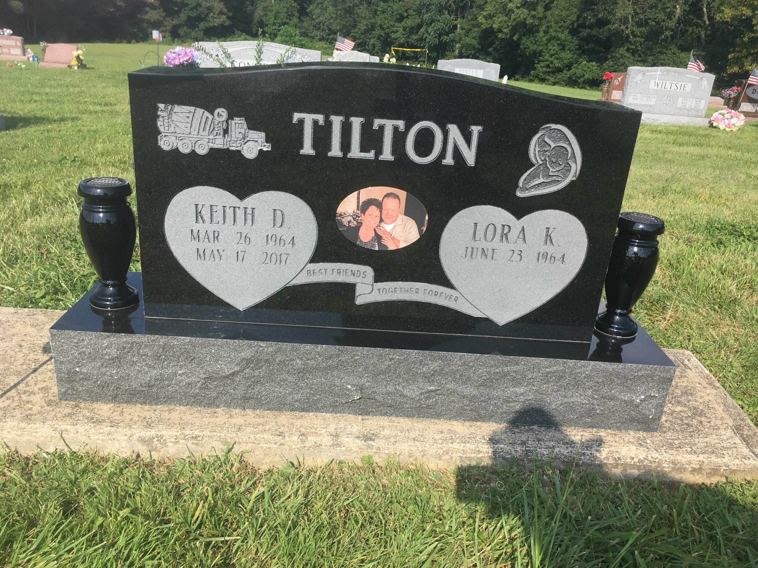 Tilton, Keith D.