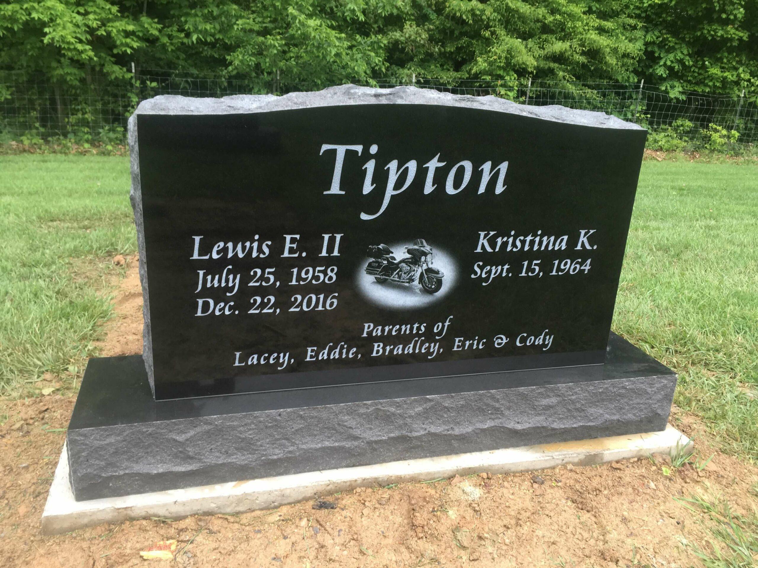 Tipton, Lewis E. II