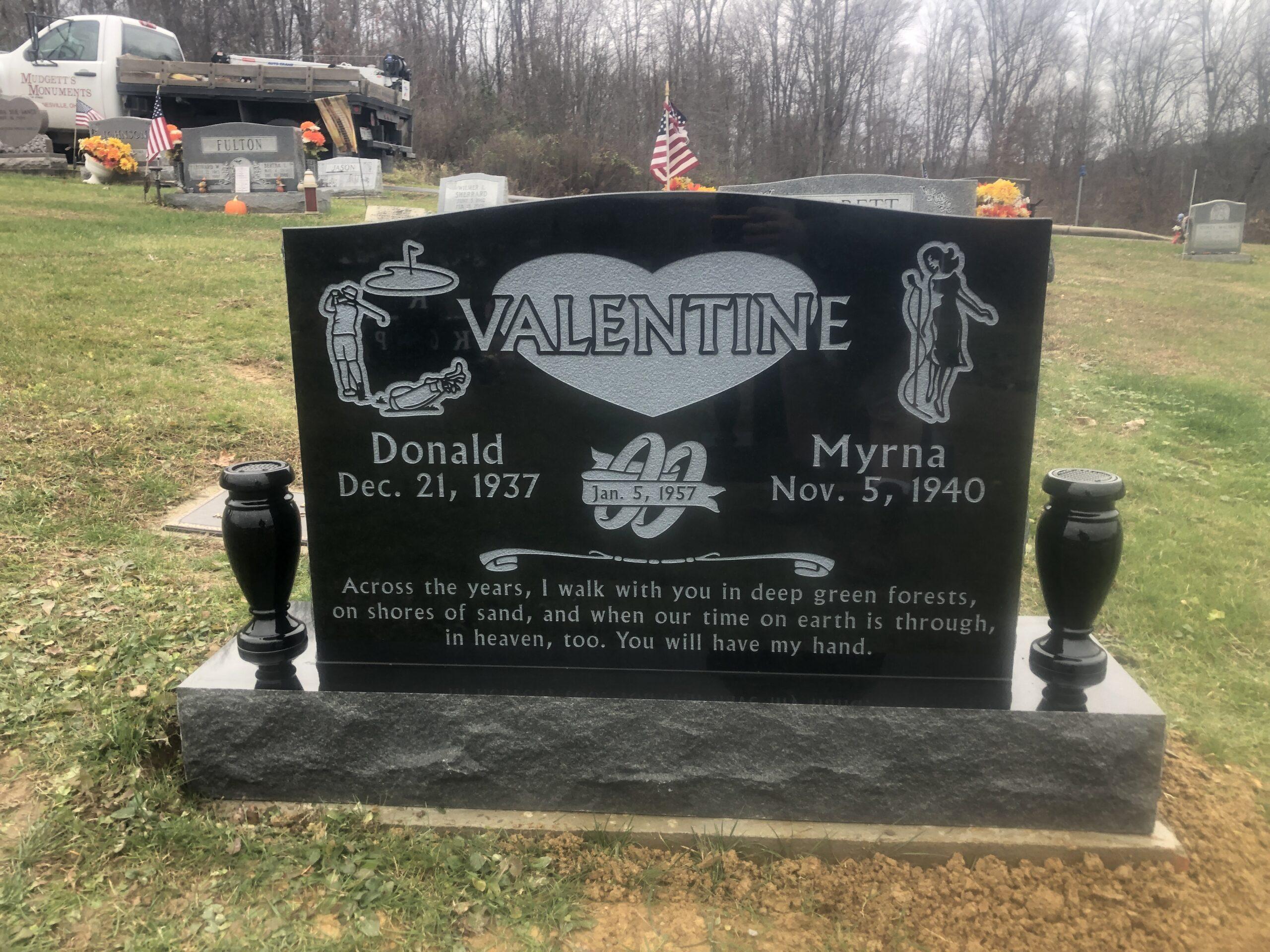 Valentine, Donald