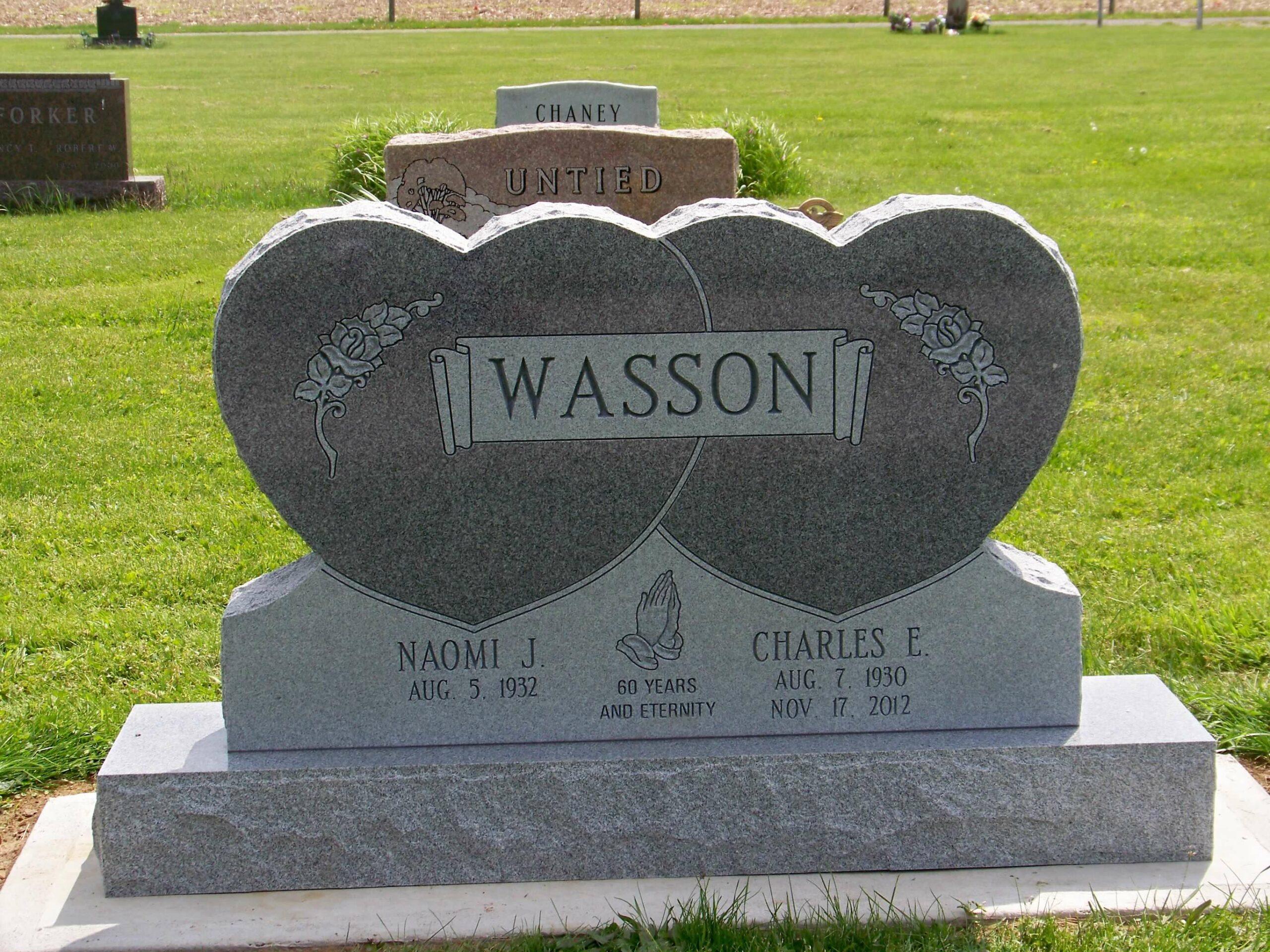 Wasson, Charles