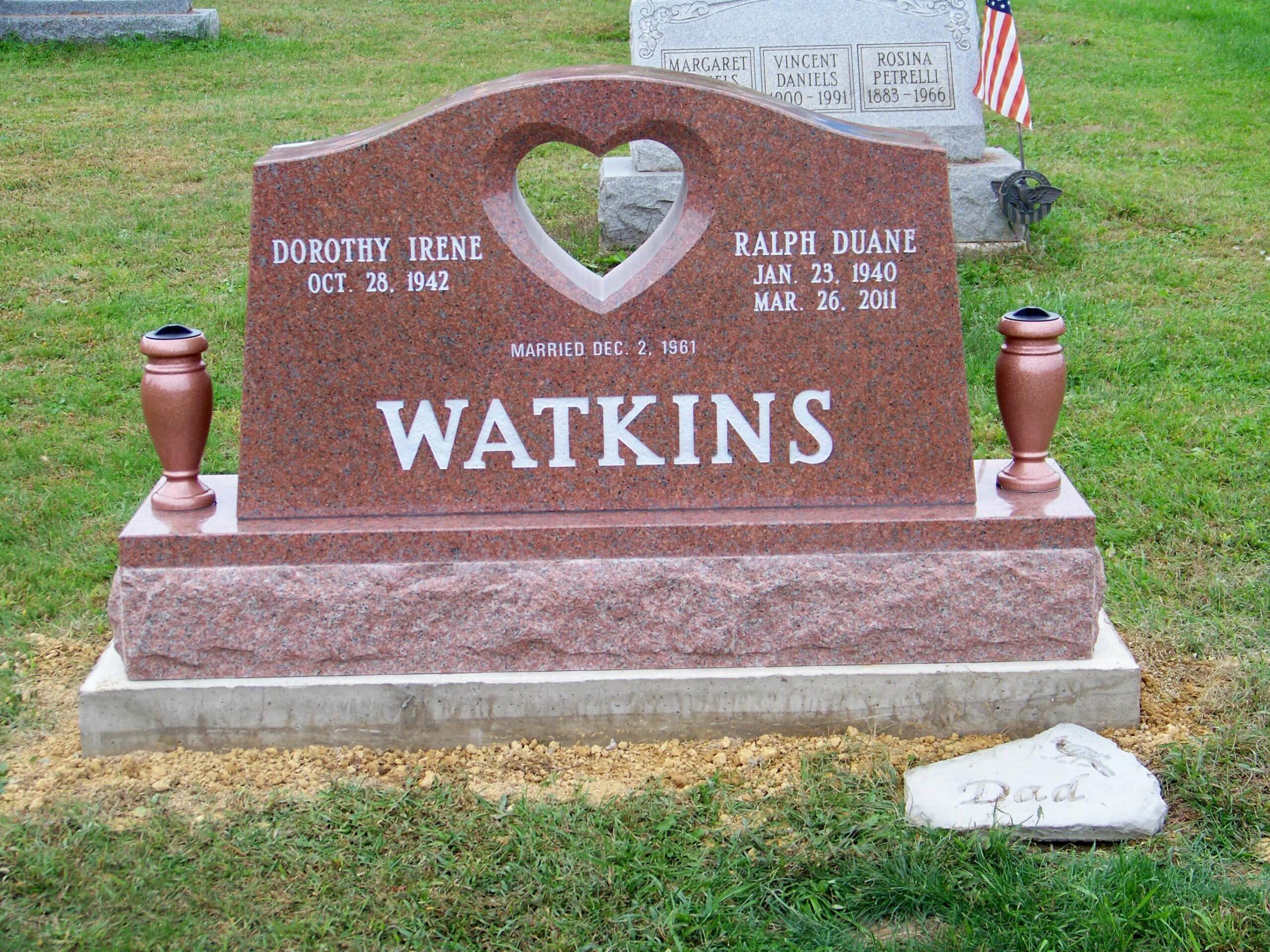 Watkins, Dorothy Irene