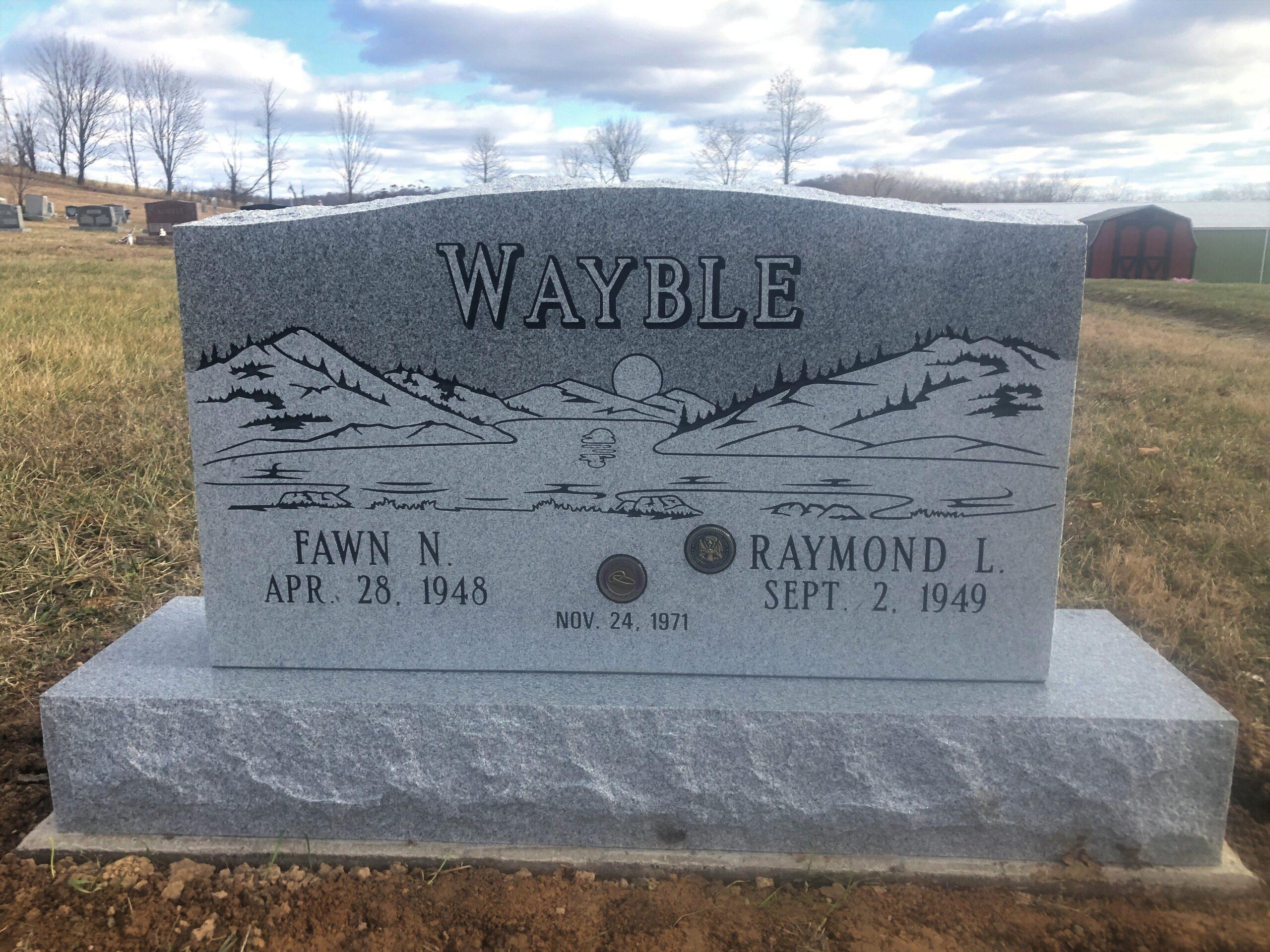 Wayble, Raymond