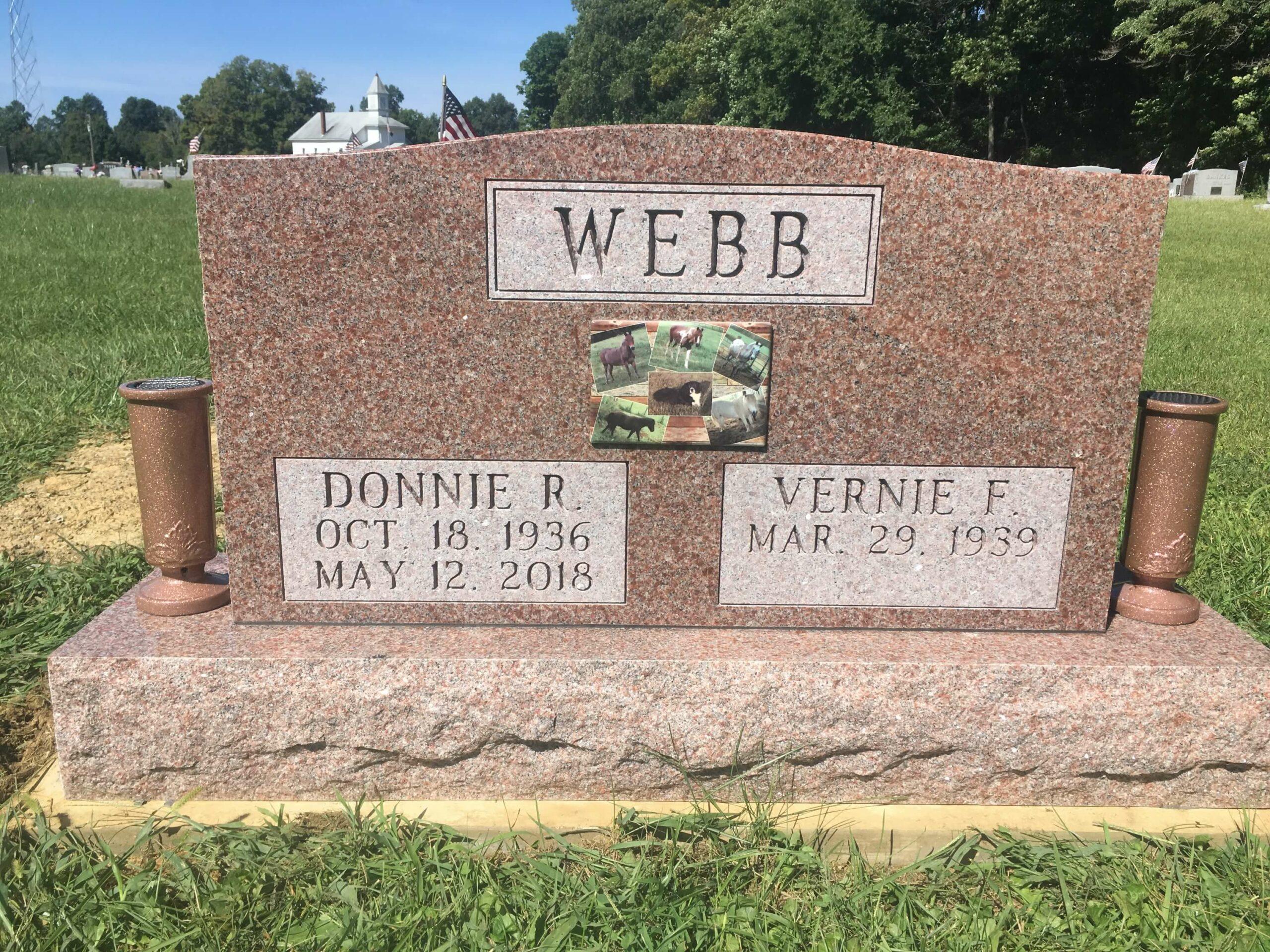 Webb, Donnie
