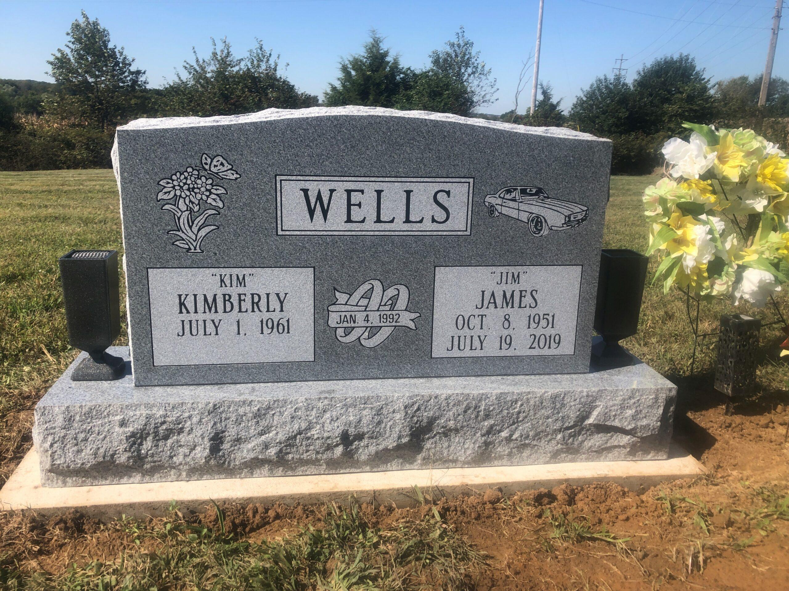 Wells, James