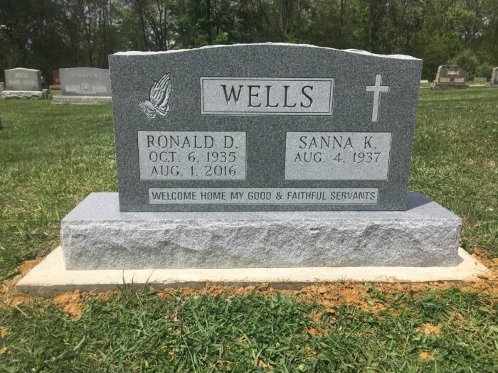 Wells, Ronald