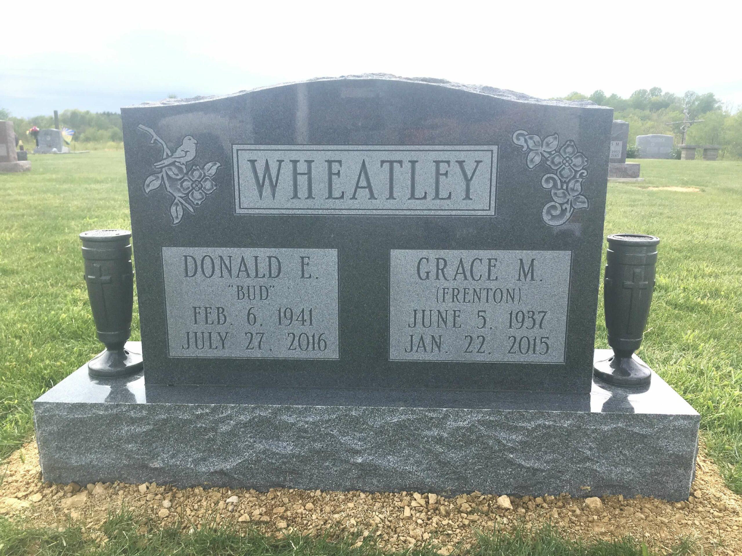 Wheatley, Donald