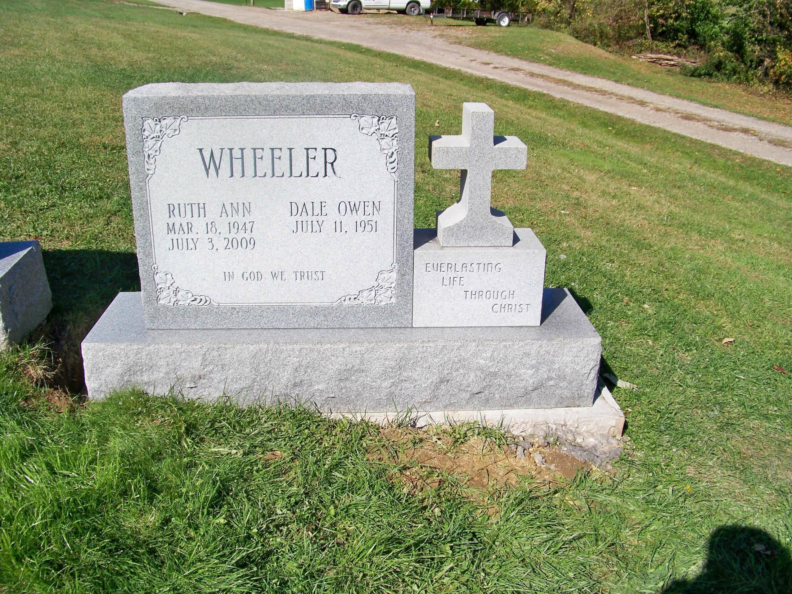 Wheeler, Ruth