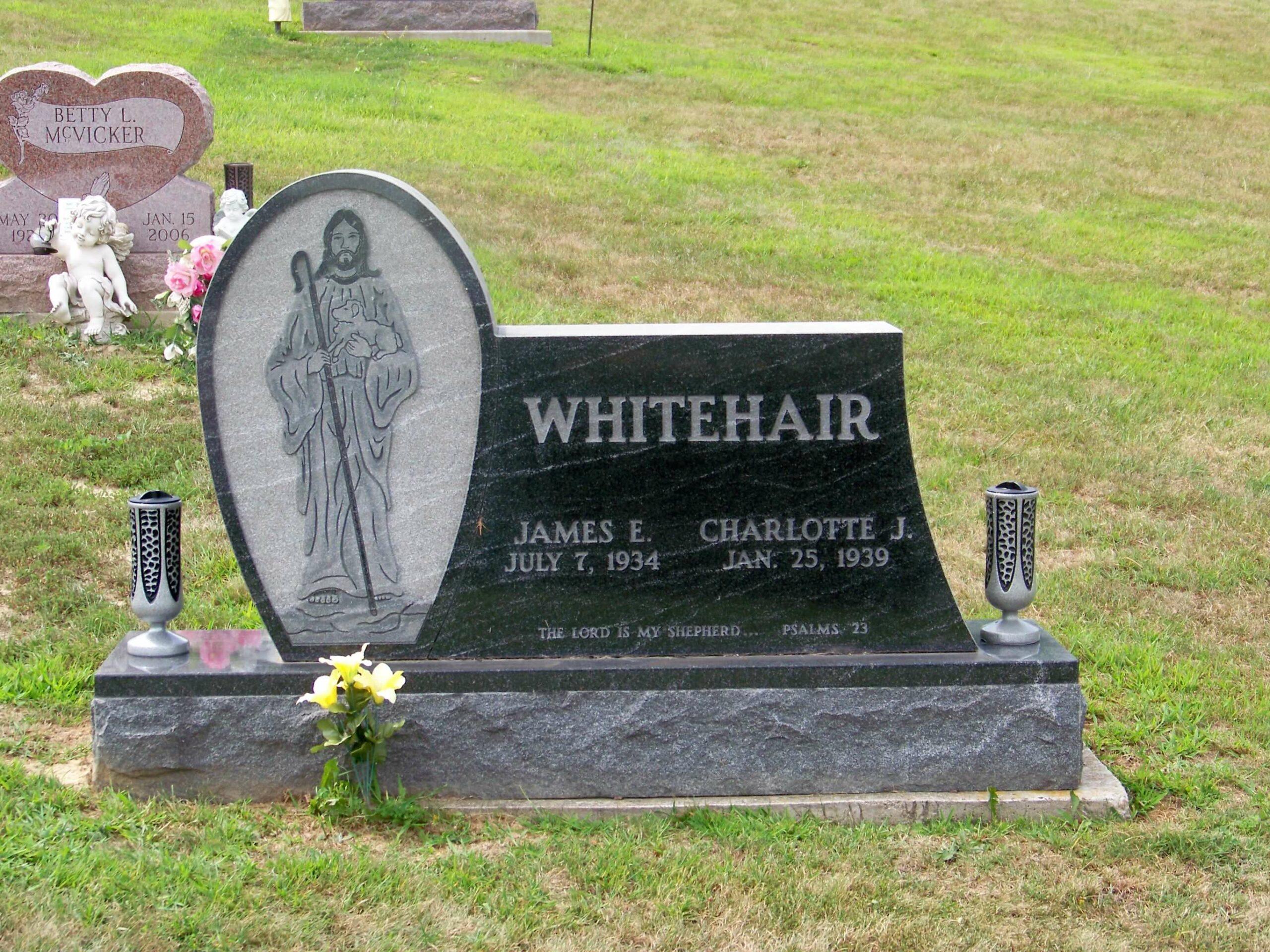 Whitehair, James E.
