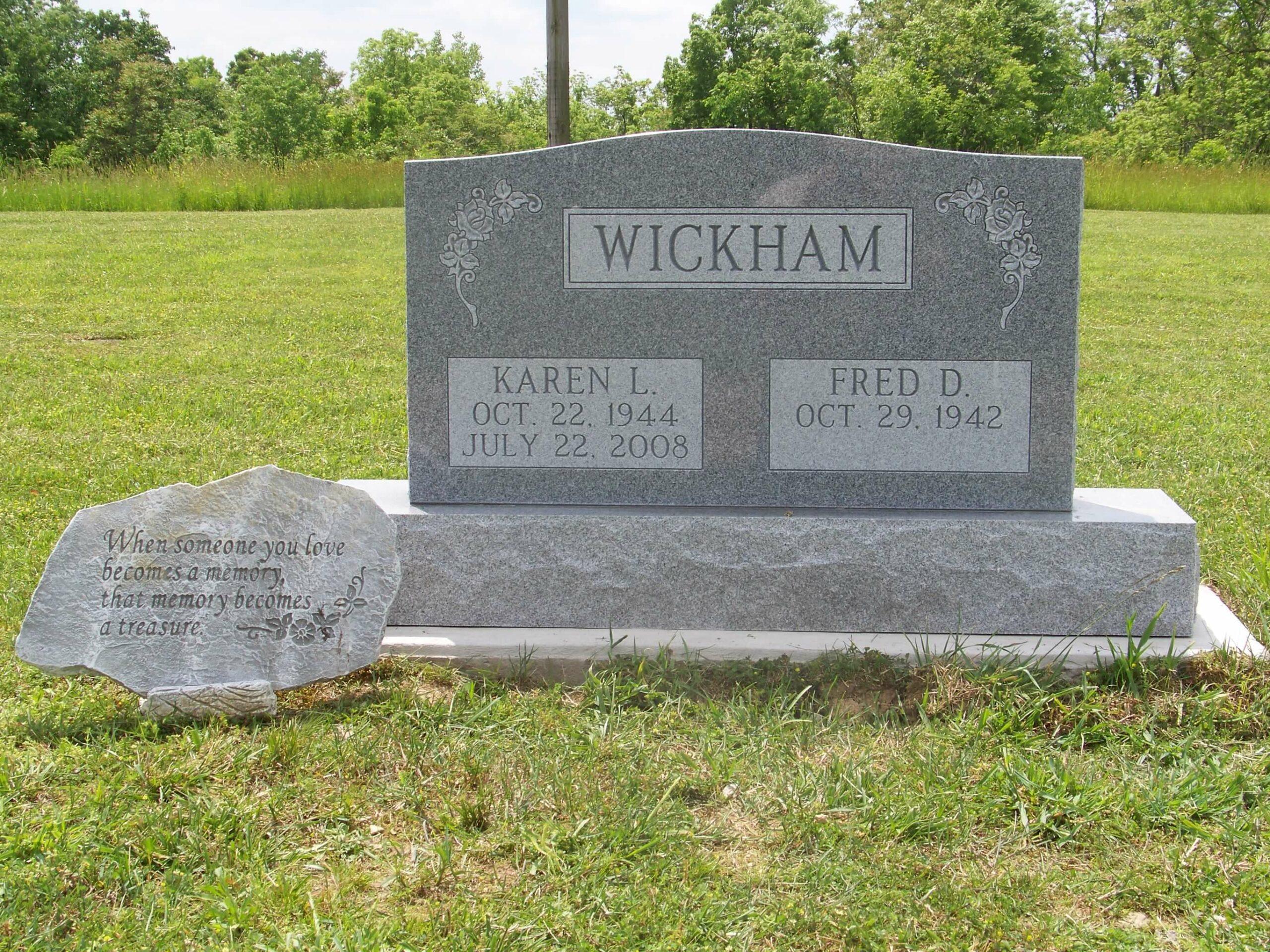 Wickham, Karen I.