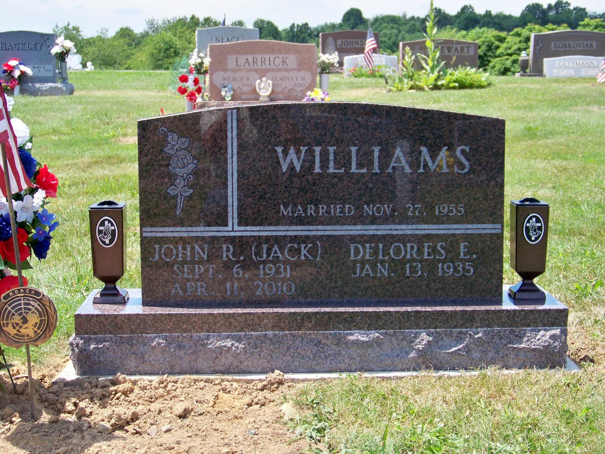 Williams, John R.
