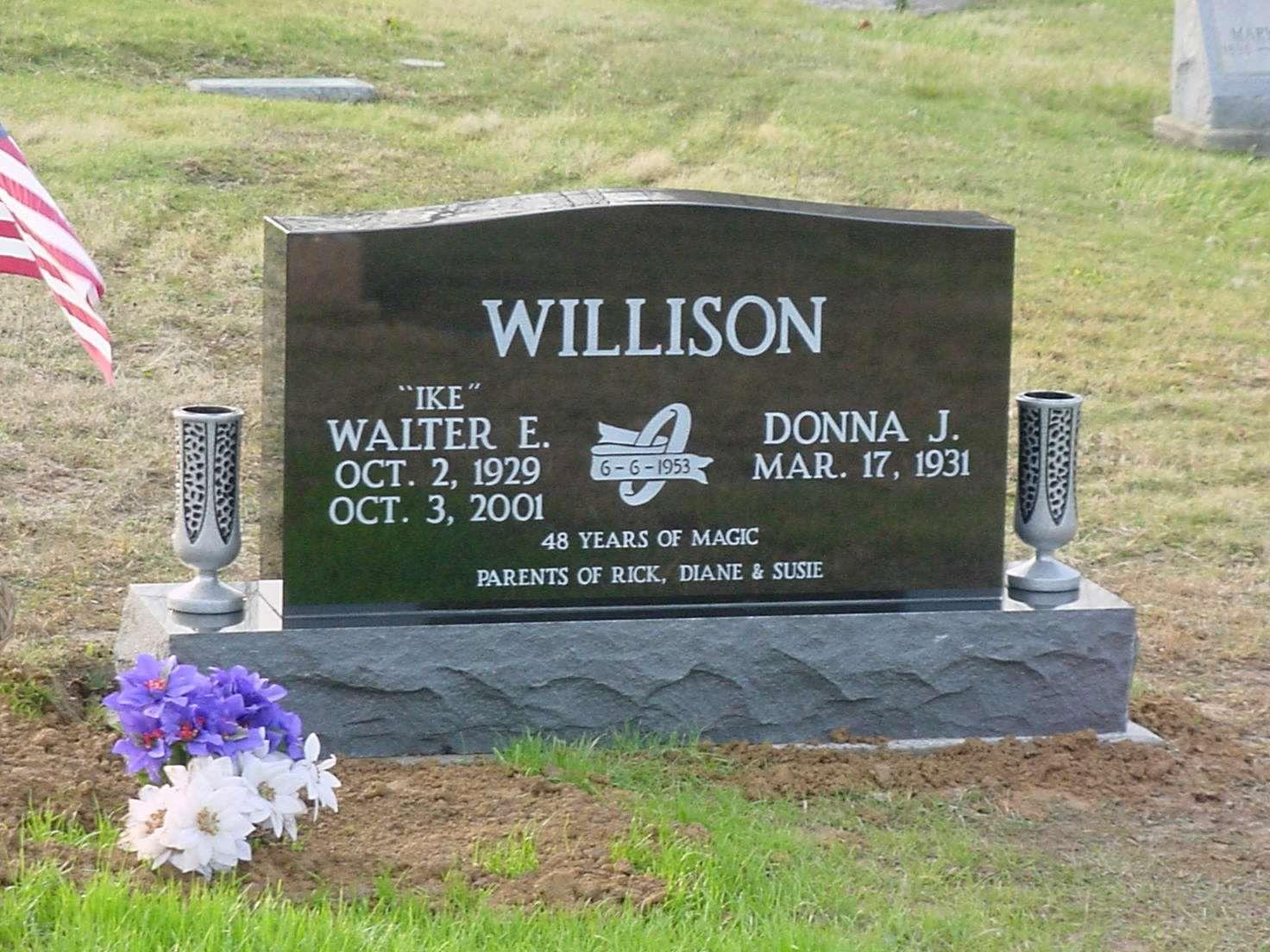 Willison, Walter E.