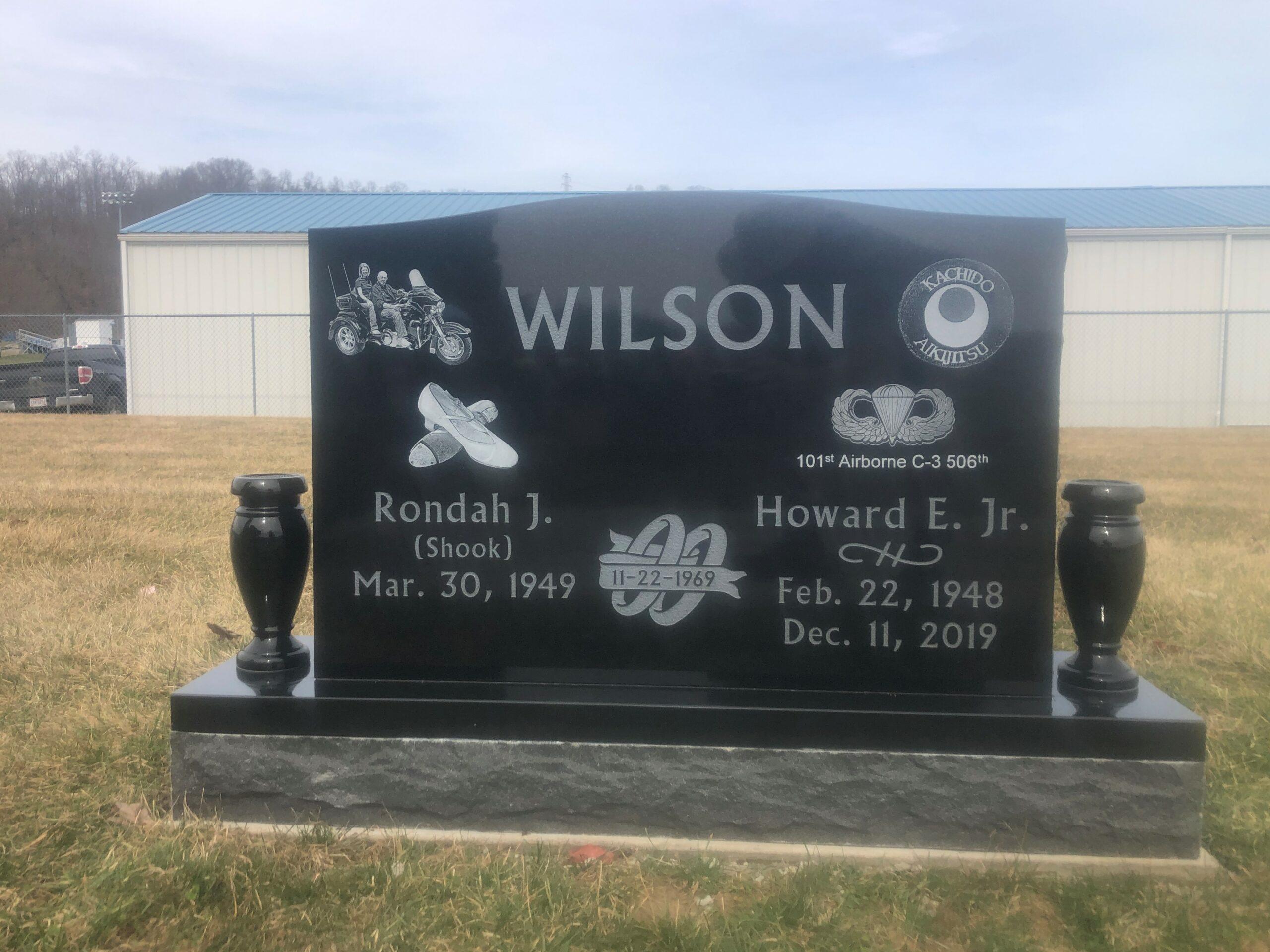 Wilson, Howard