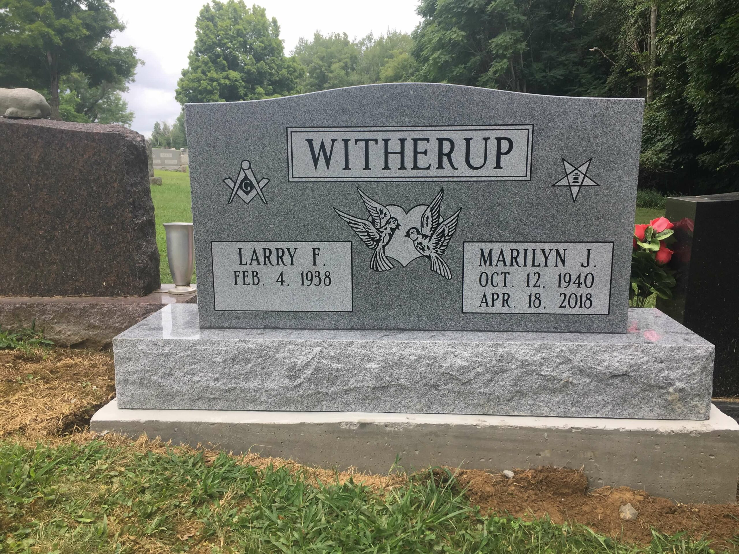 Witherup, Larry