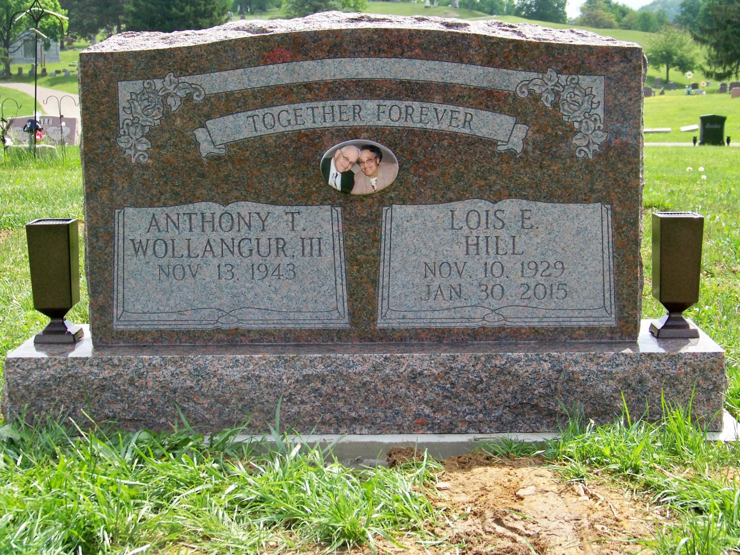 Wollangur, Anthony