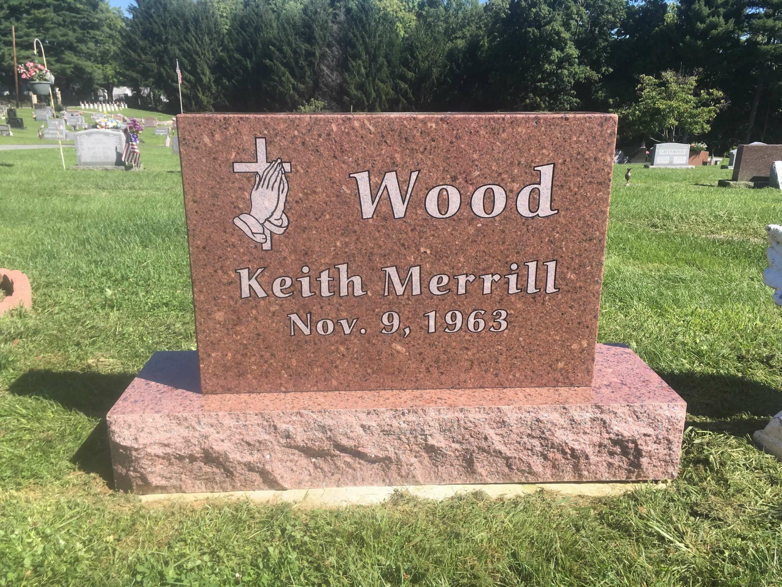 Wood, Keith - Northwood, 2-6, Missouri Red