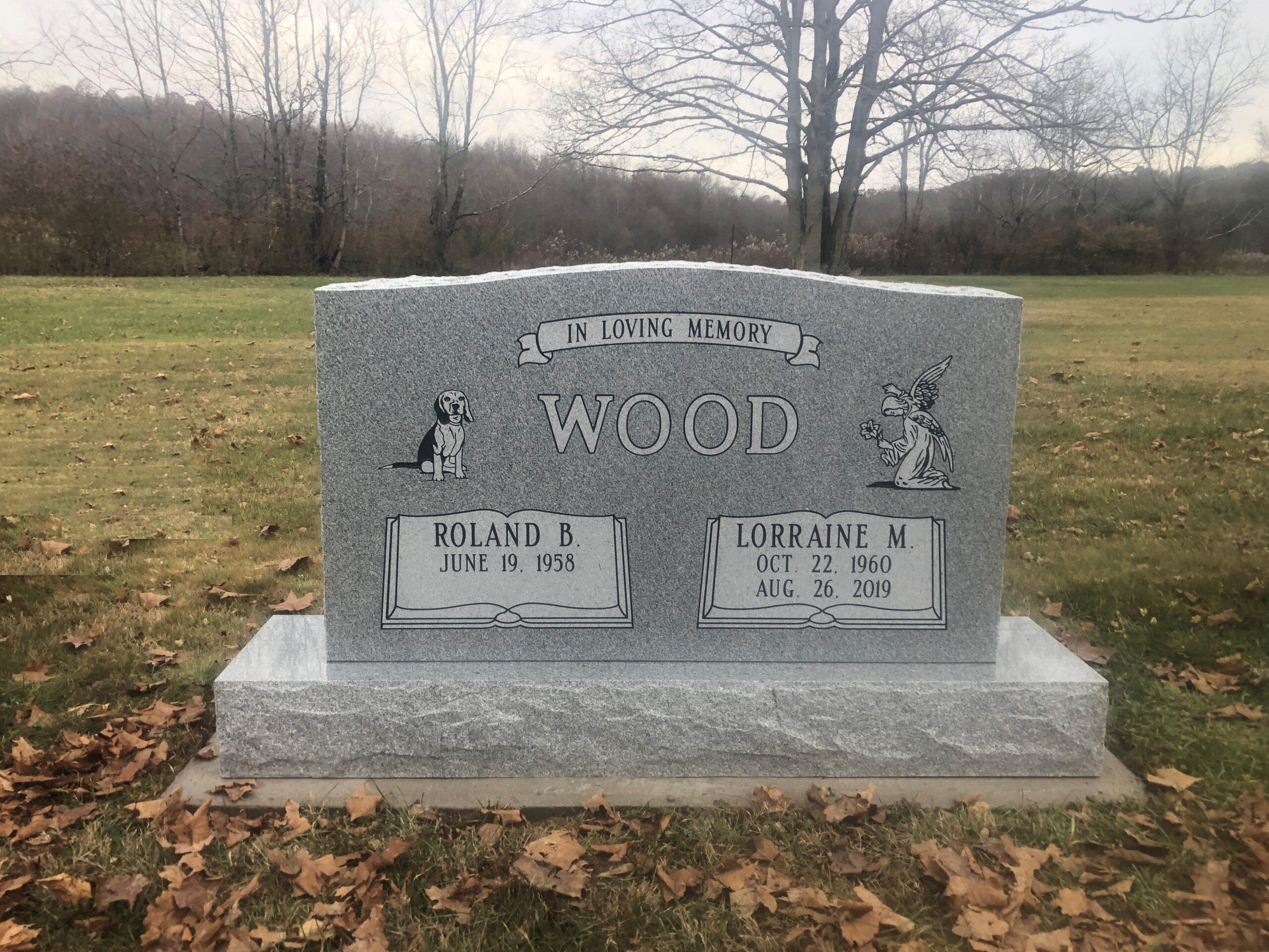 Wood, Roland