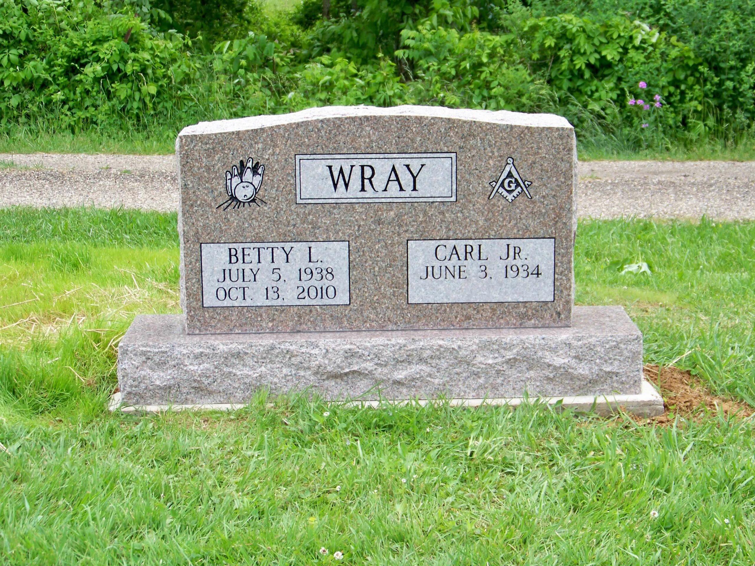 Wray, Betty L.