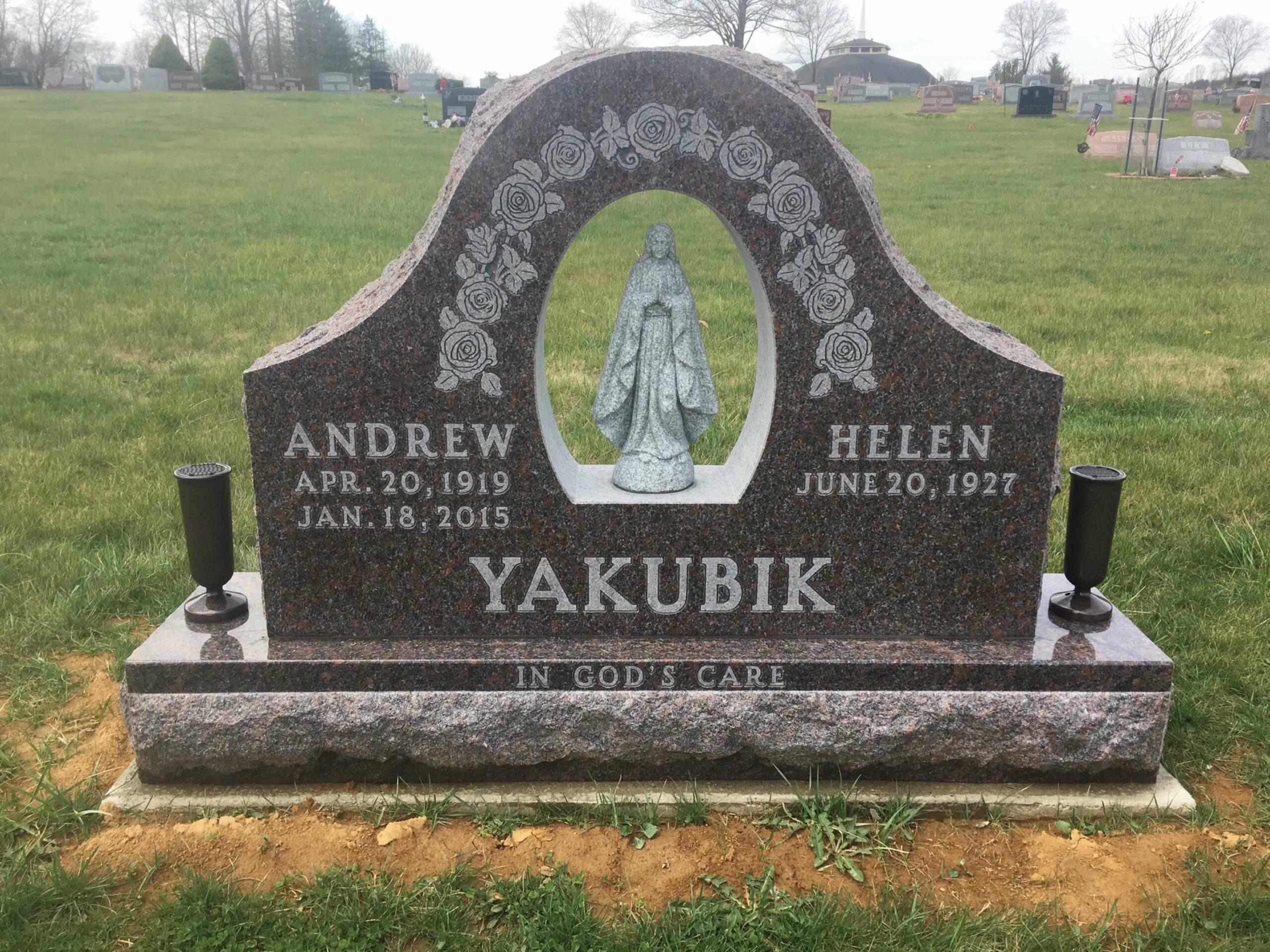 Yakubik, Andrew