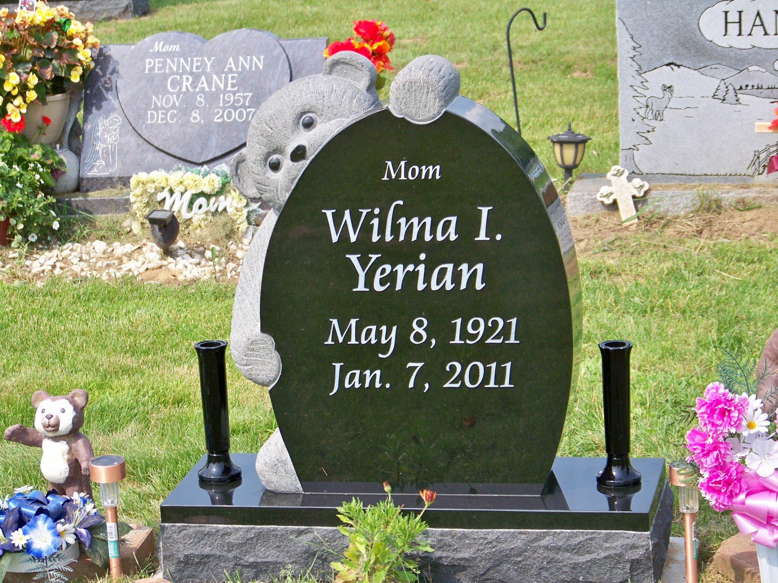 Yerian, Wilma I.