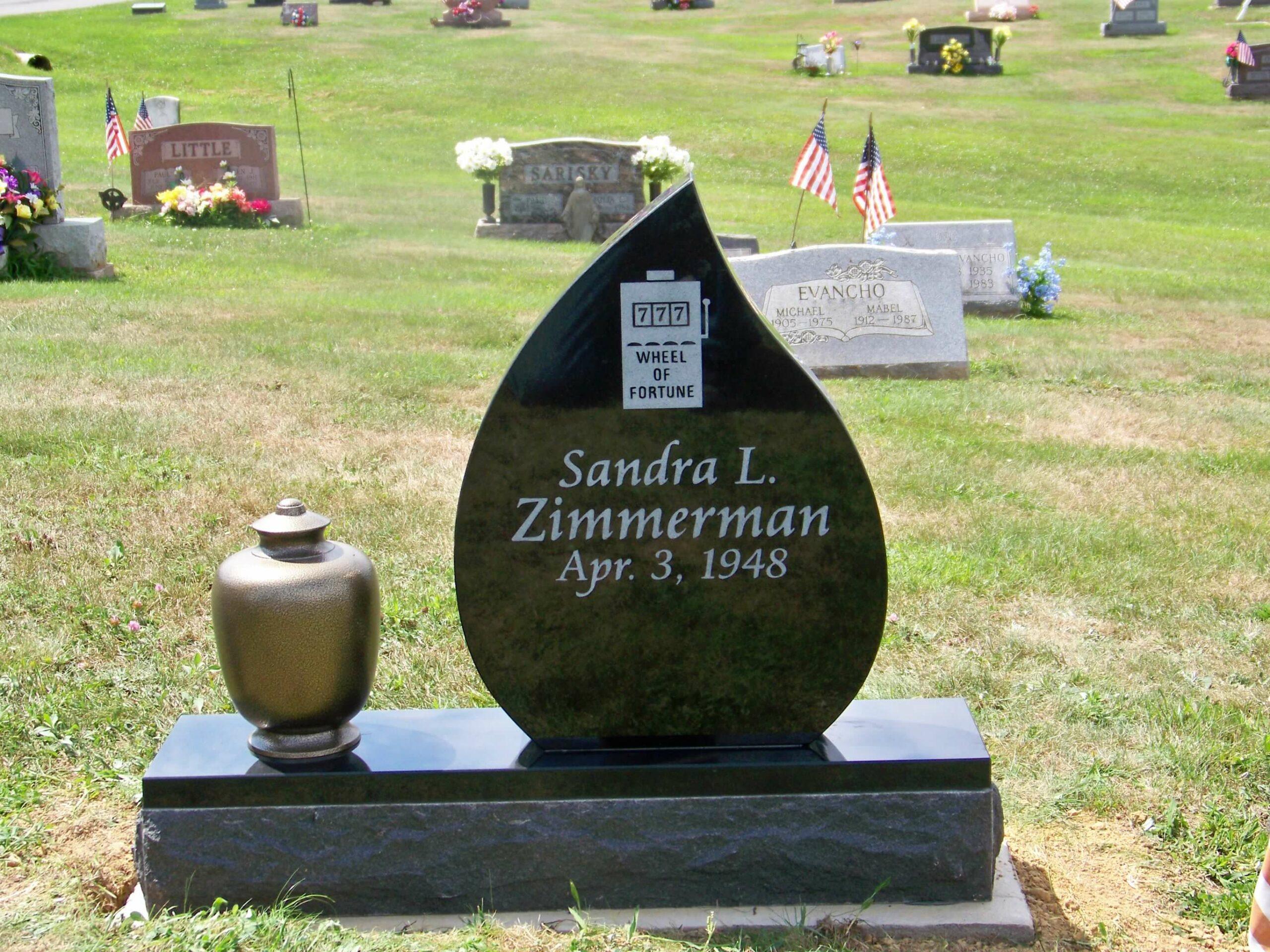 Zimmerman, Sandra L