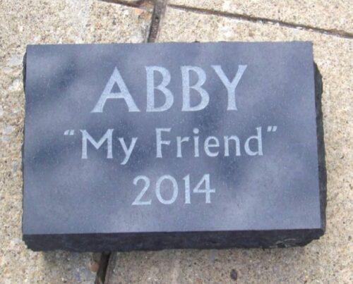 Abby Pet Memorial