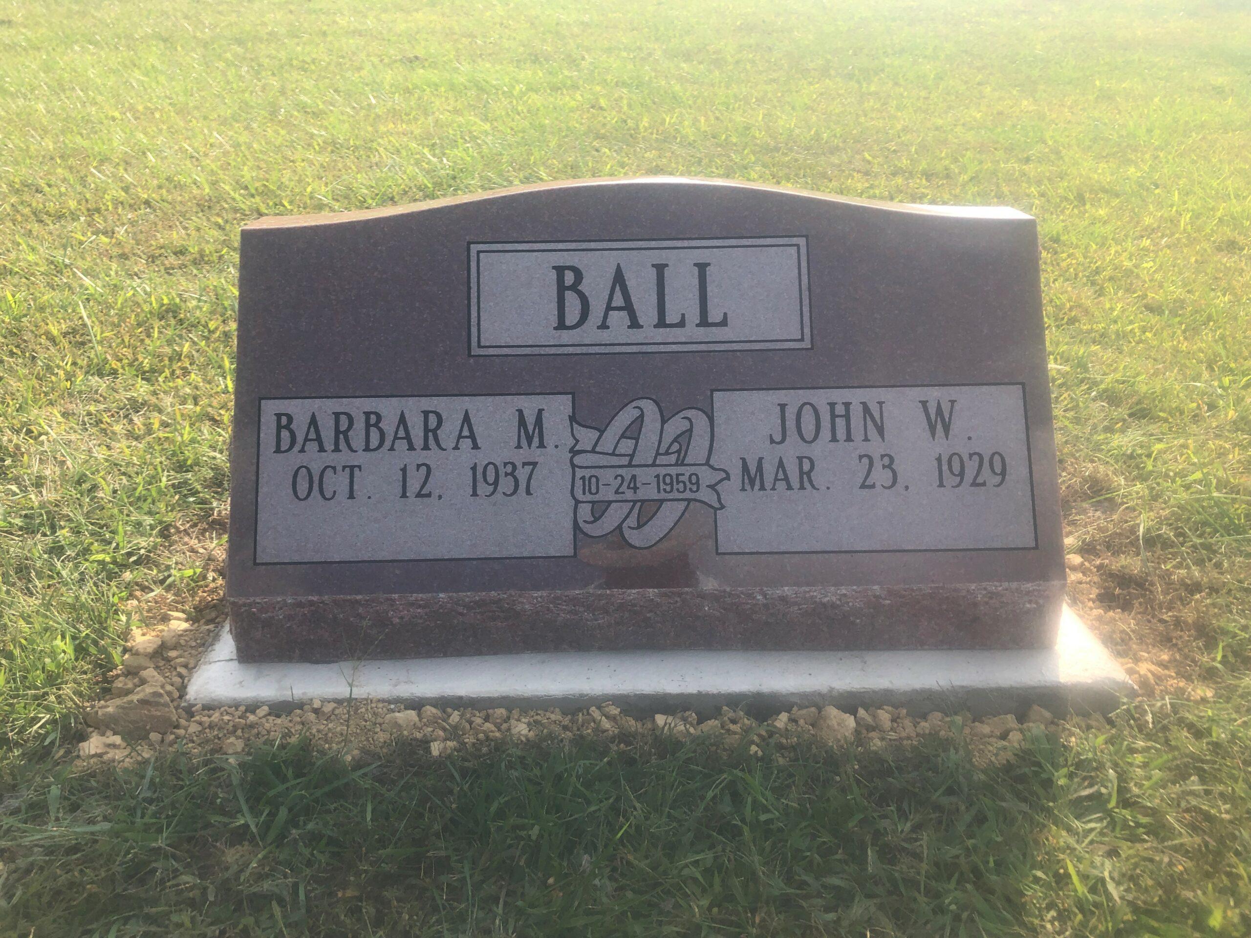 Ball, John