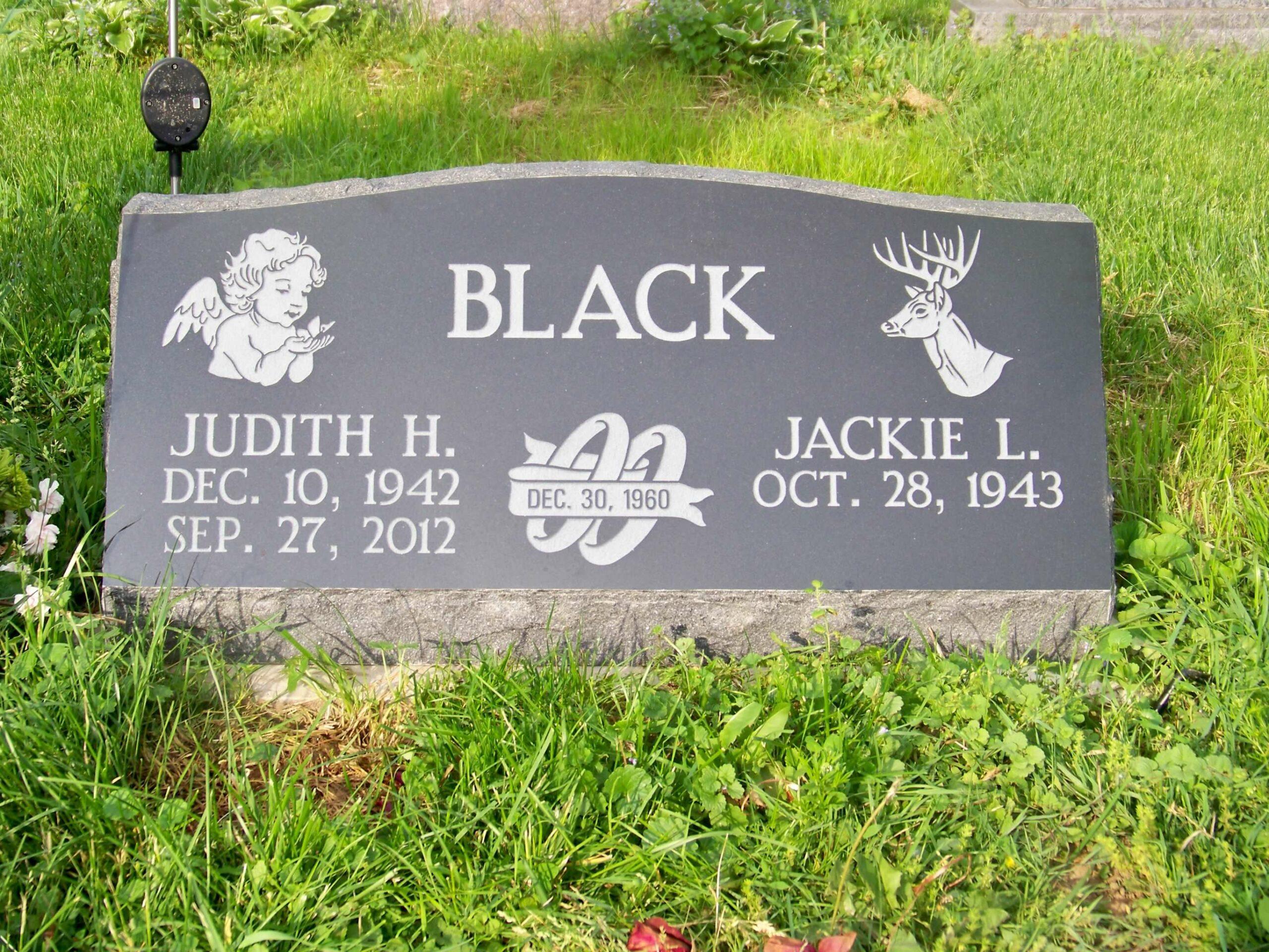 Black, Judith H.