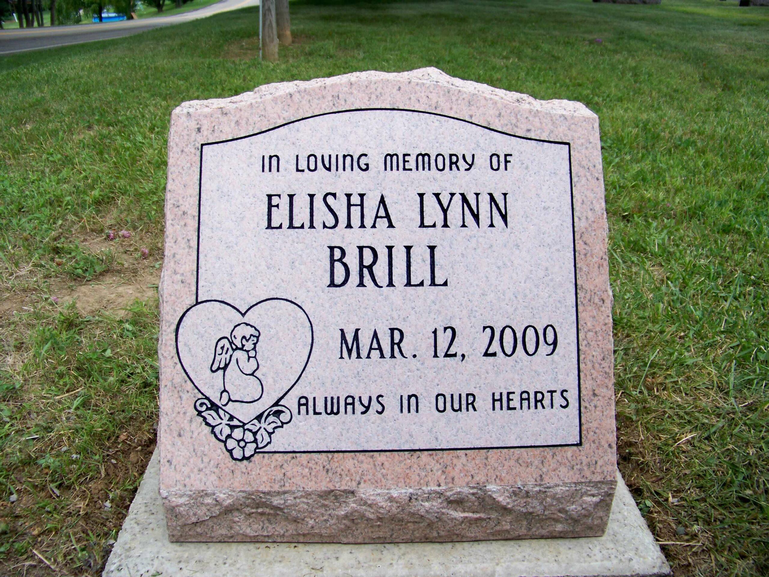 Brill, Elisha Lynn