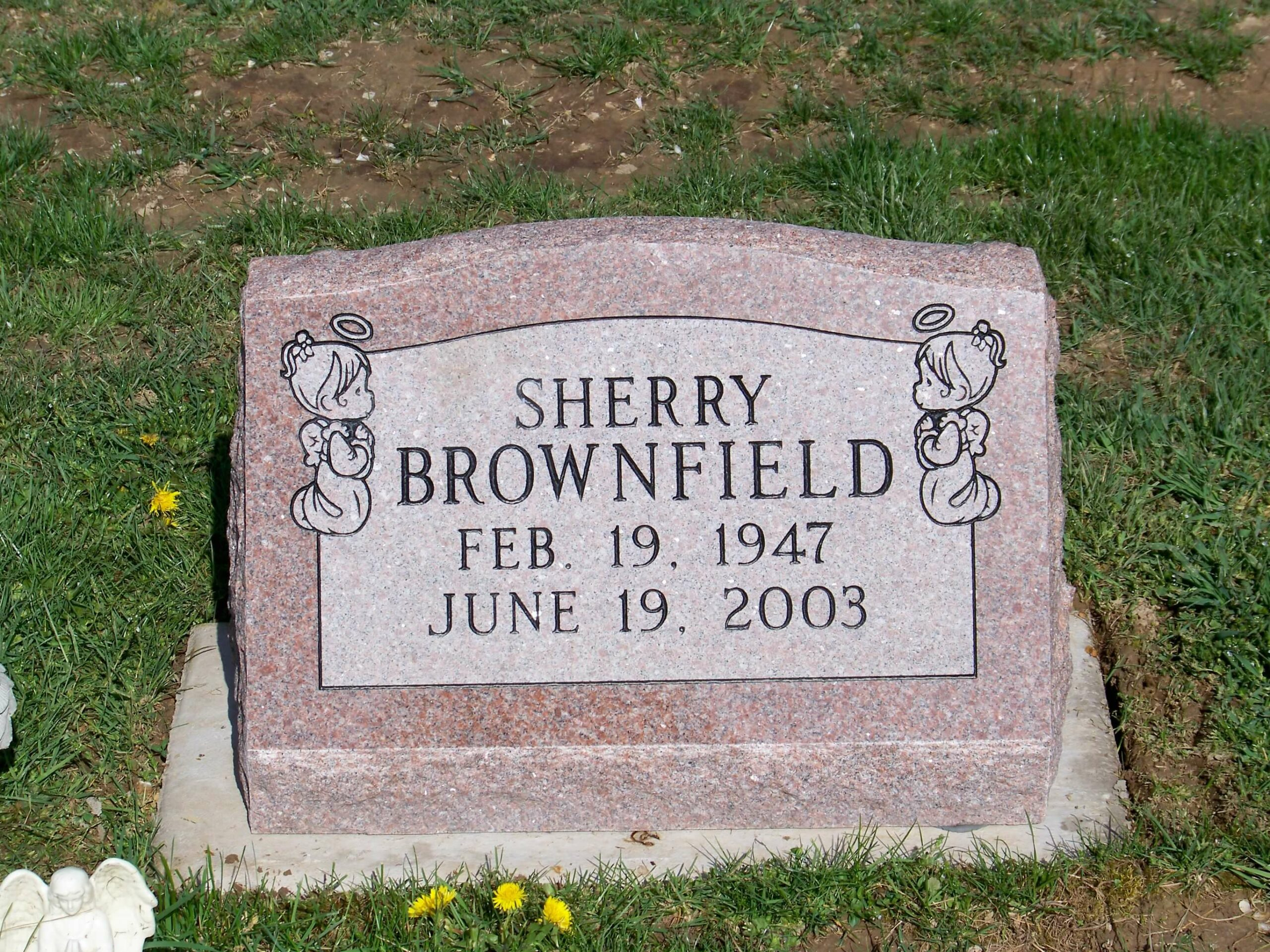 Brownfiled, Sherry