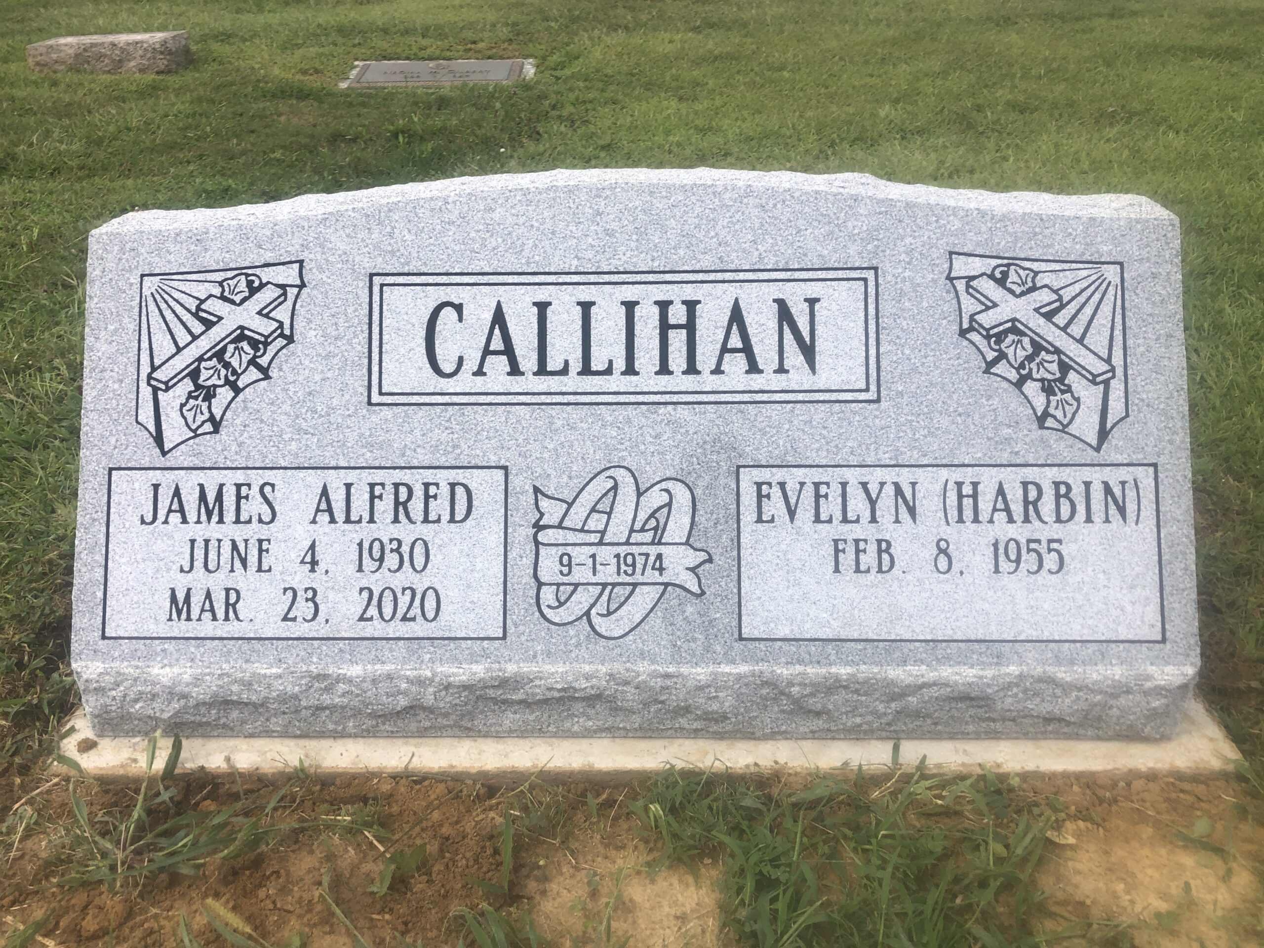Callihan, James A.