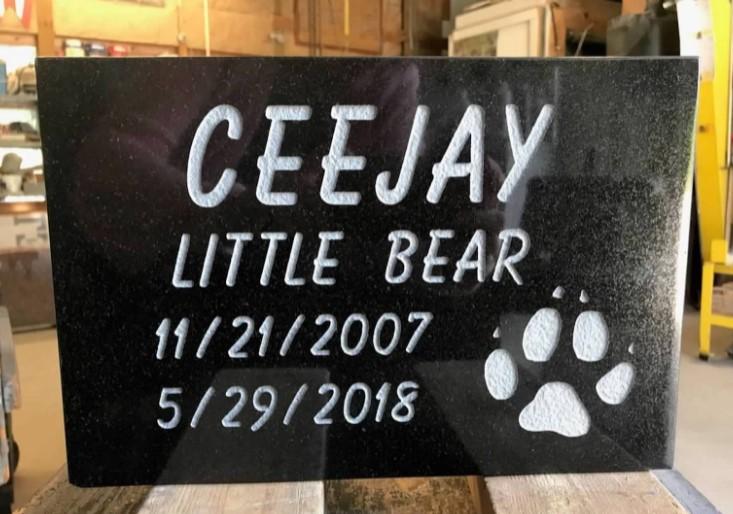 Ceejay Pet Memorial