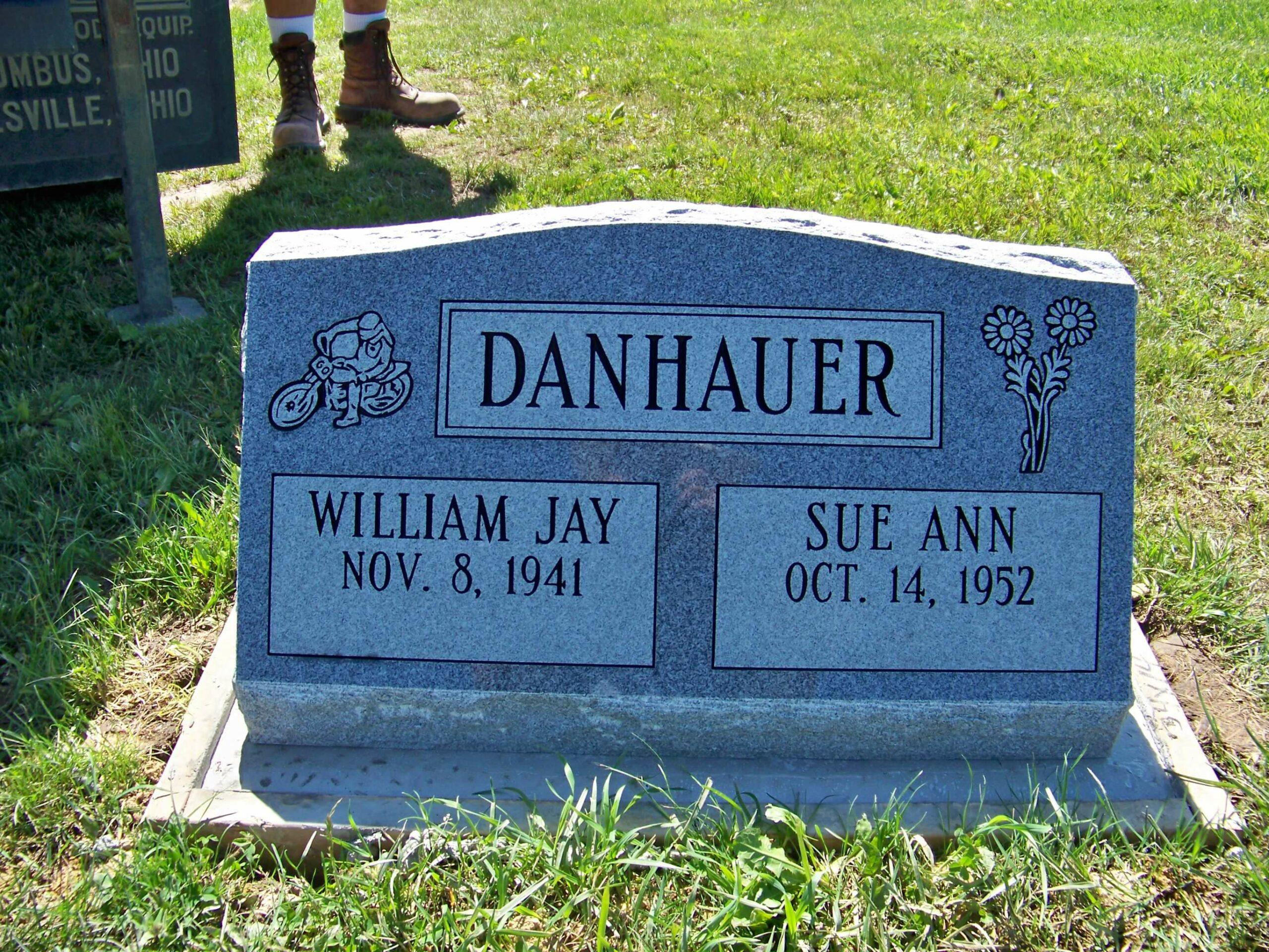 Danhauer, William Jay