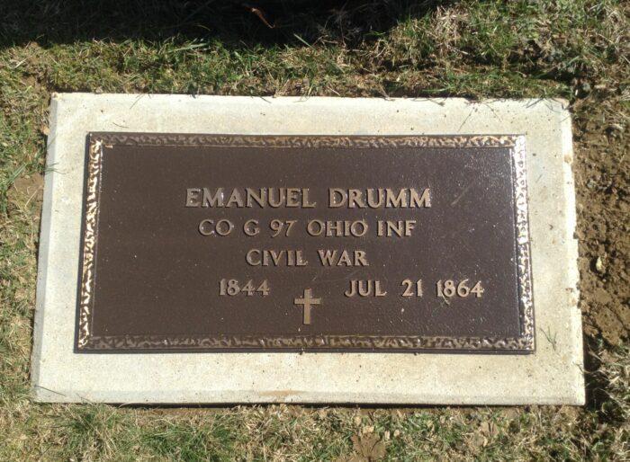 Drumm, Emanuel