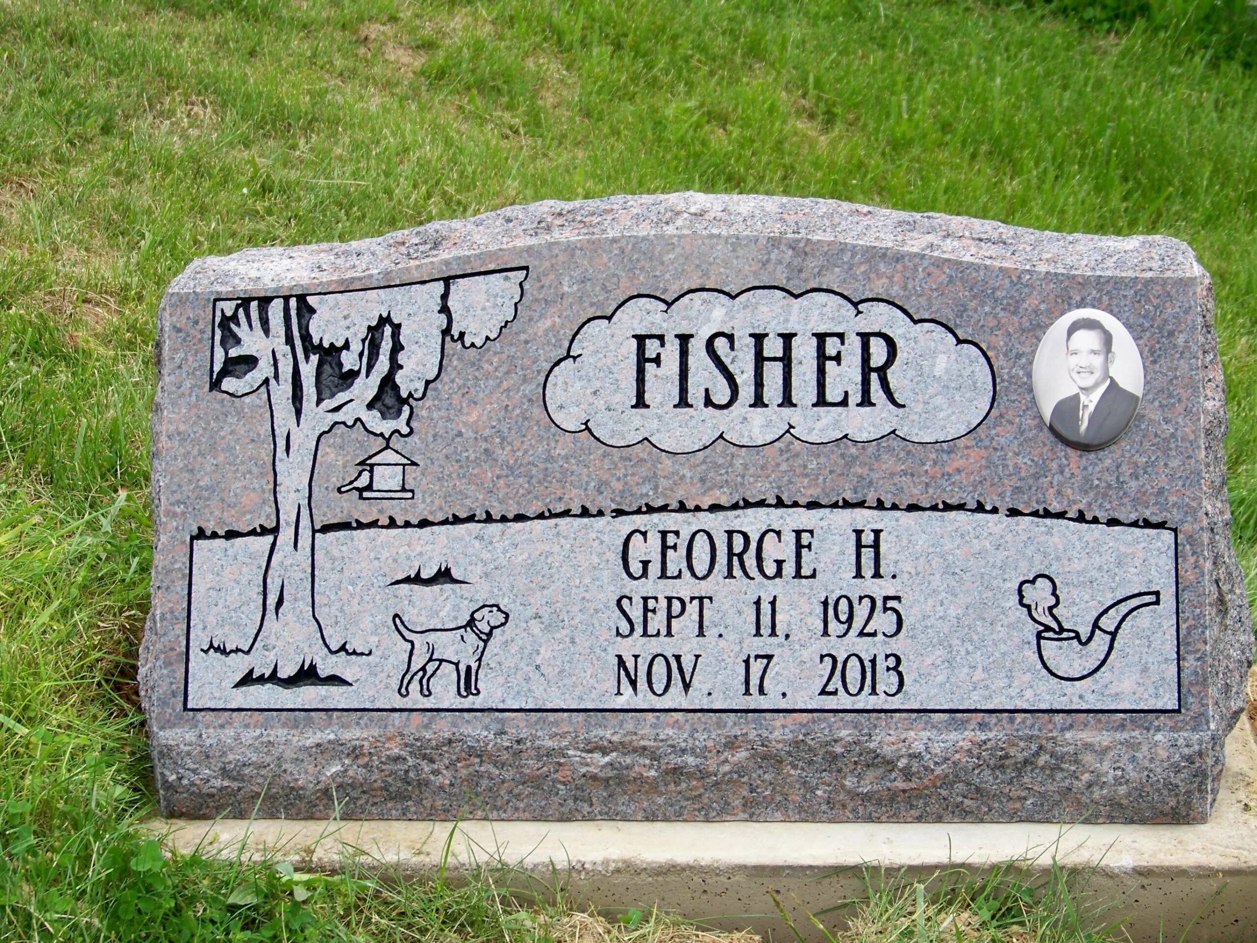 Fisher - Bloomfield Cemetery