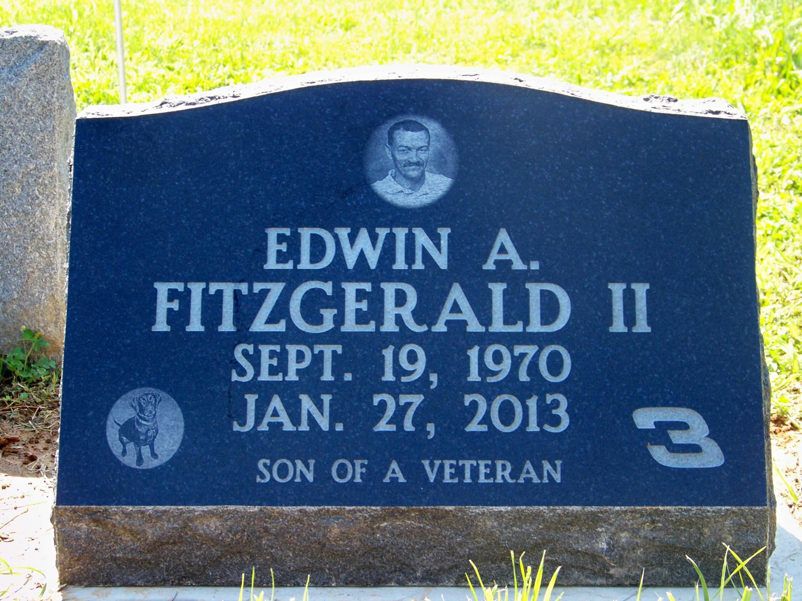 Fitzgeral, Edwin- Woodlawn-ZV