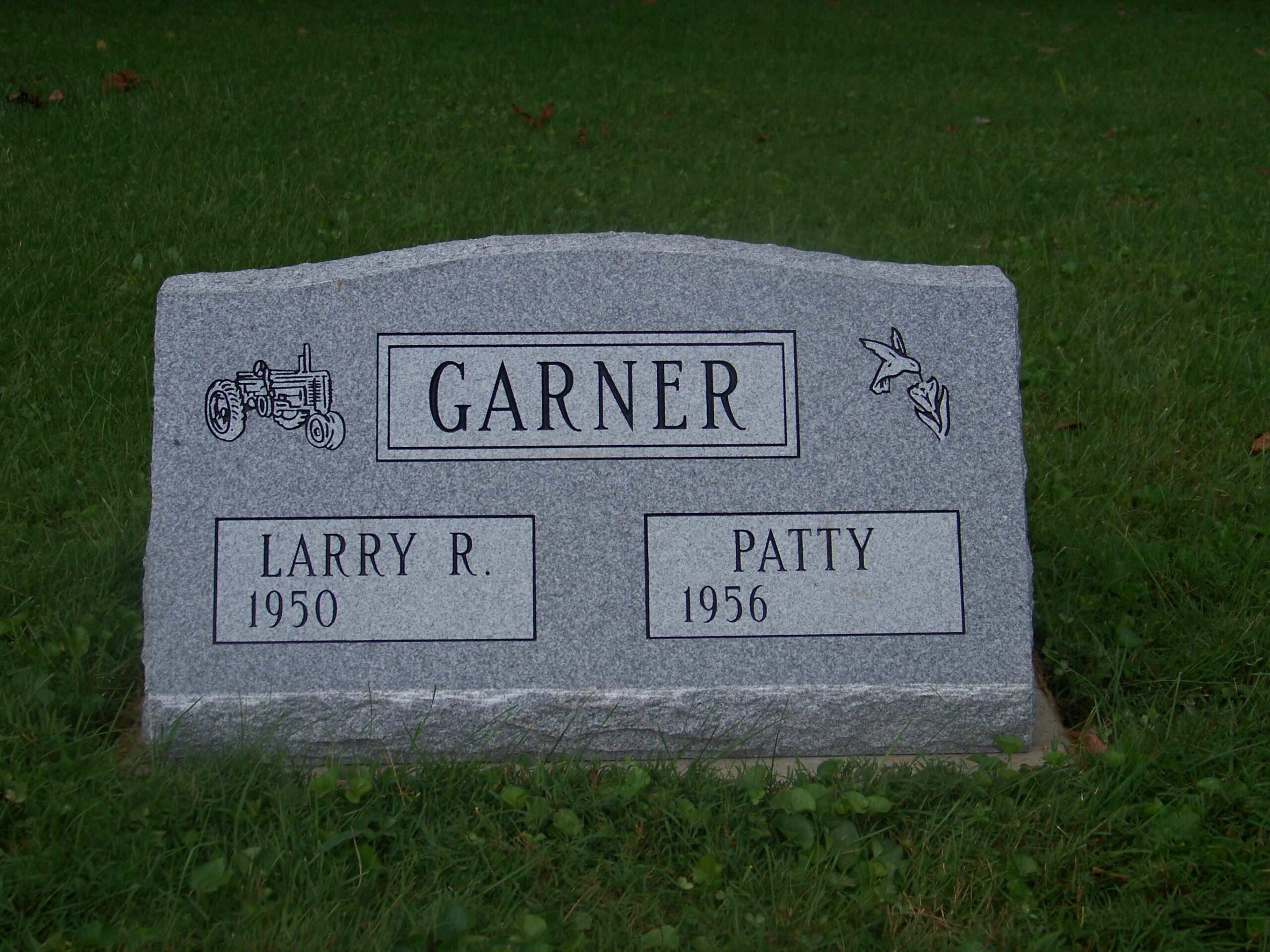 Garner, Larry R.