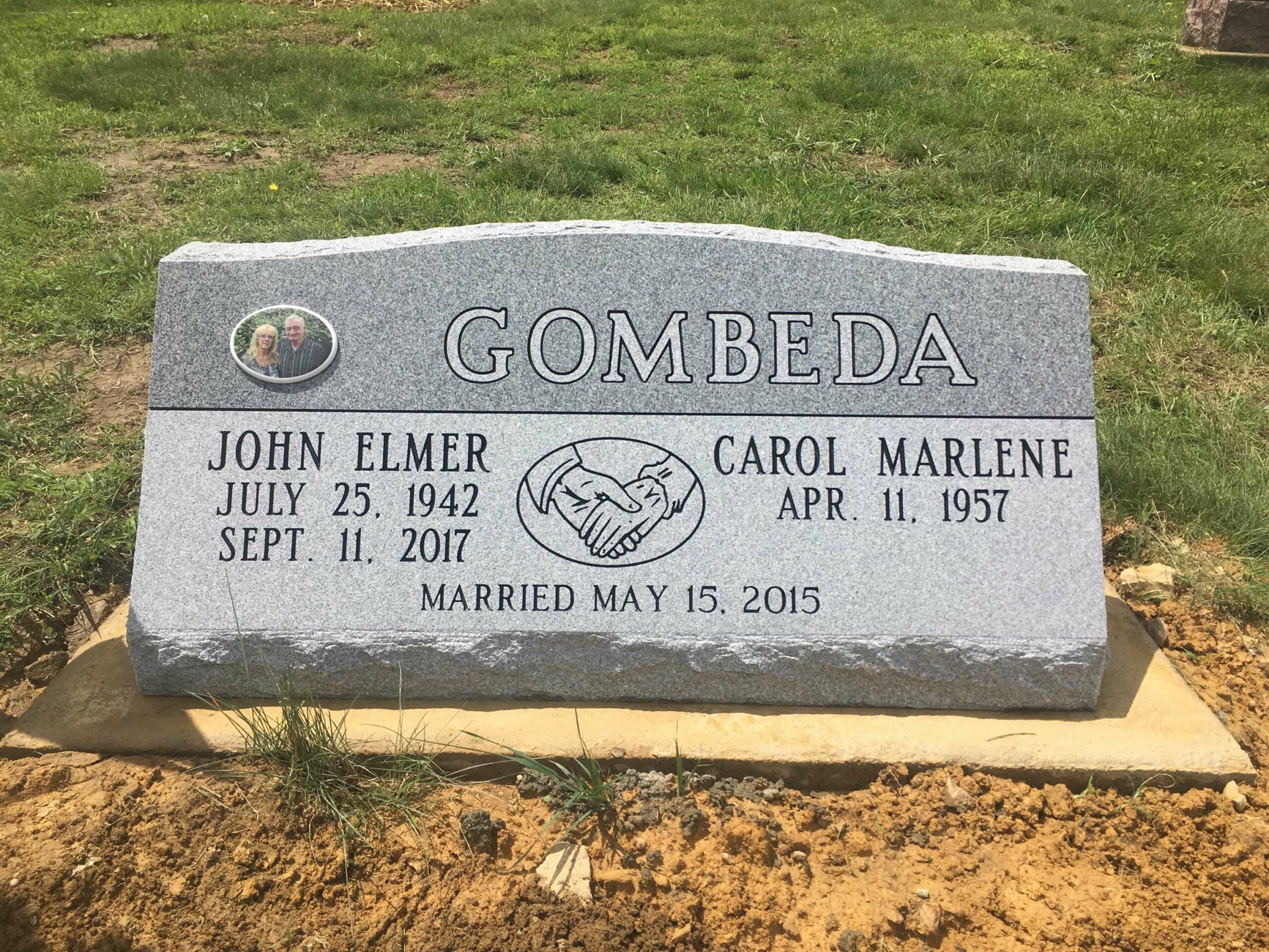 Gombeda, John E.