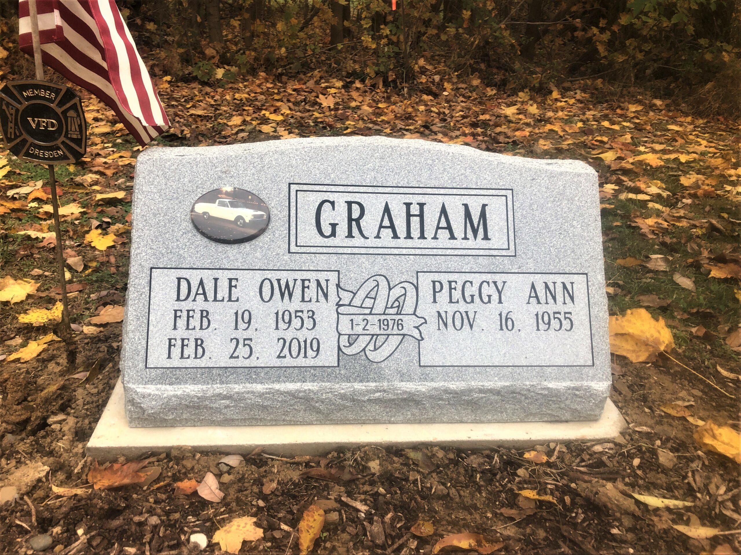 Graham, Dale Owen