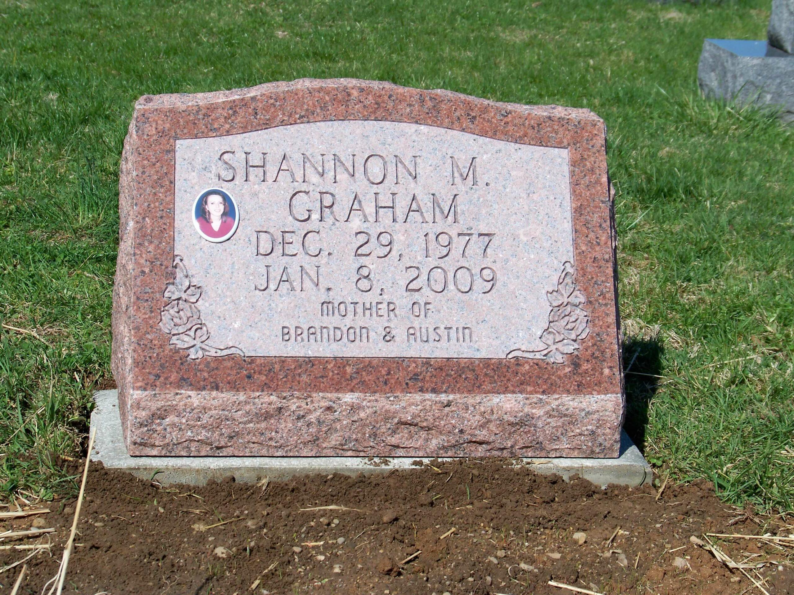 Graham, Sharon M