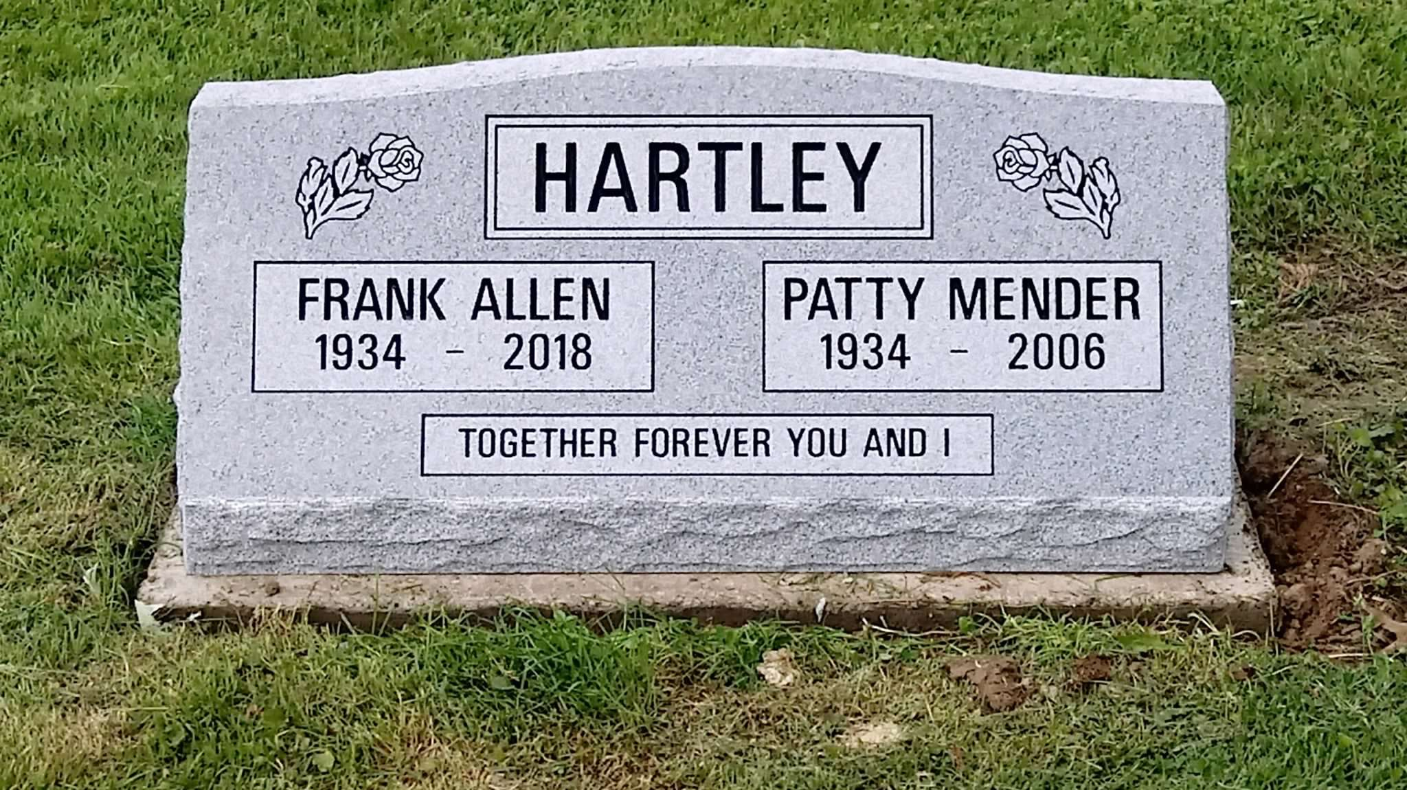 Hartley, Frank