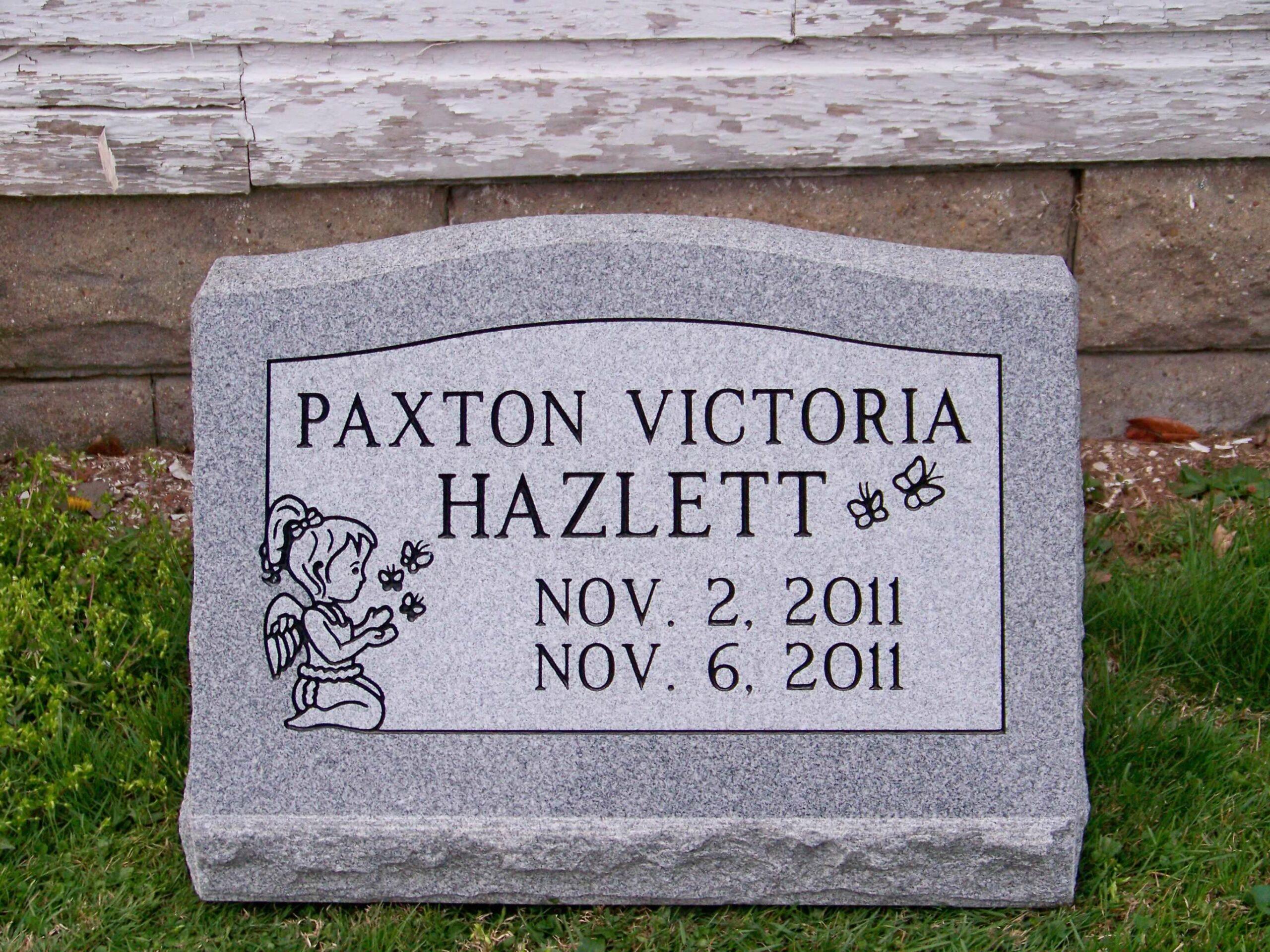 Hazlett, Paxton Victoria- Friends