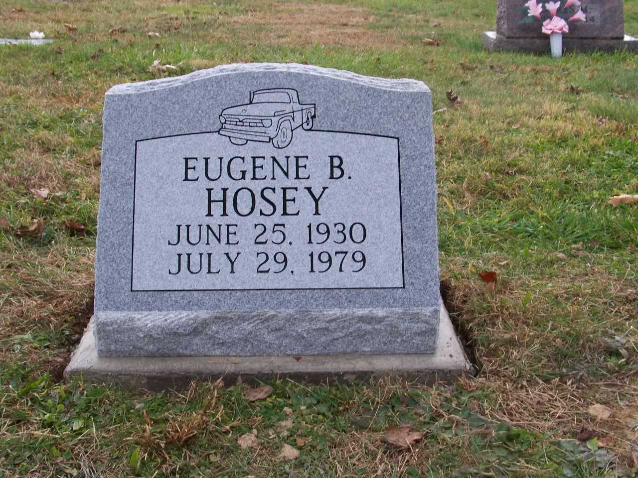 Hosey, Eugene