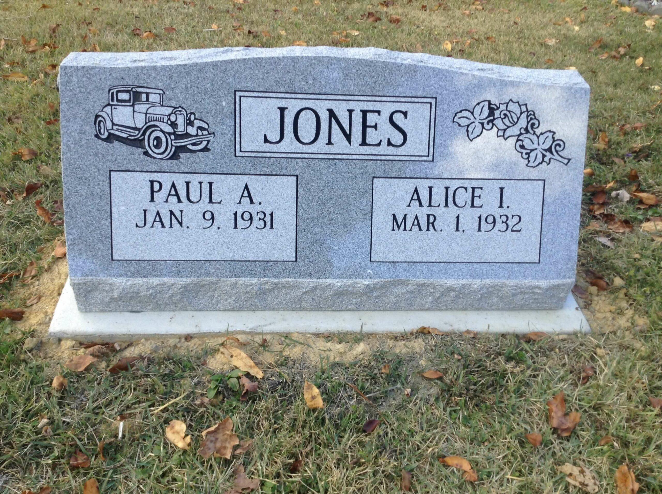 Jones, Paul