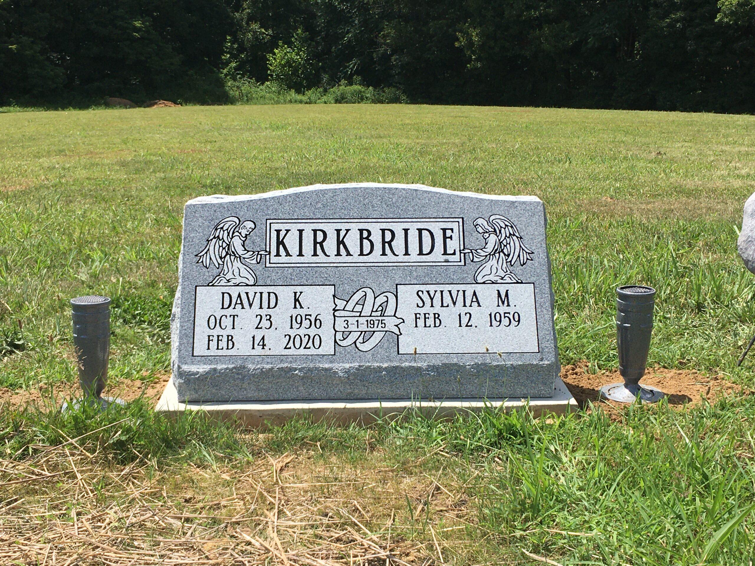 Kirkbride, David